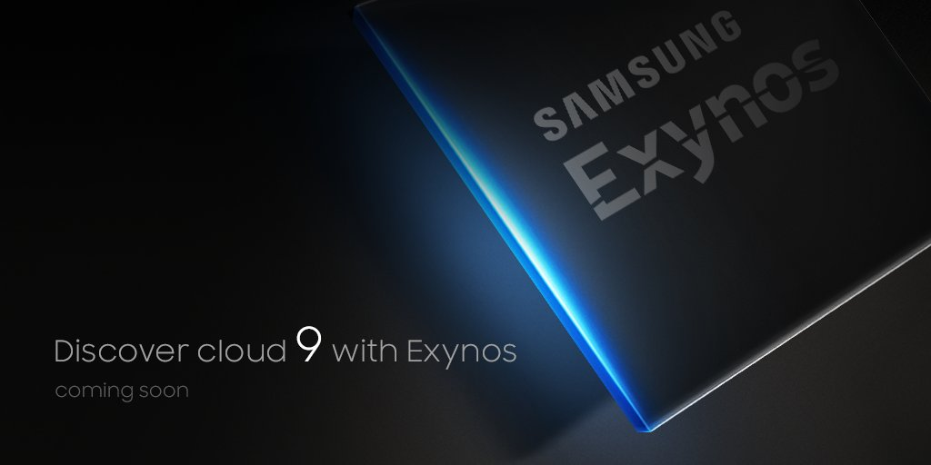 Exynos 9 series teaser image