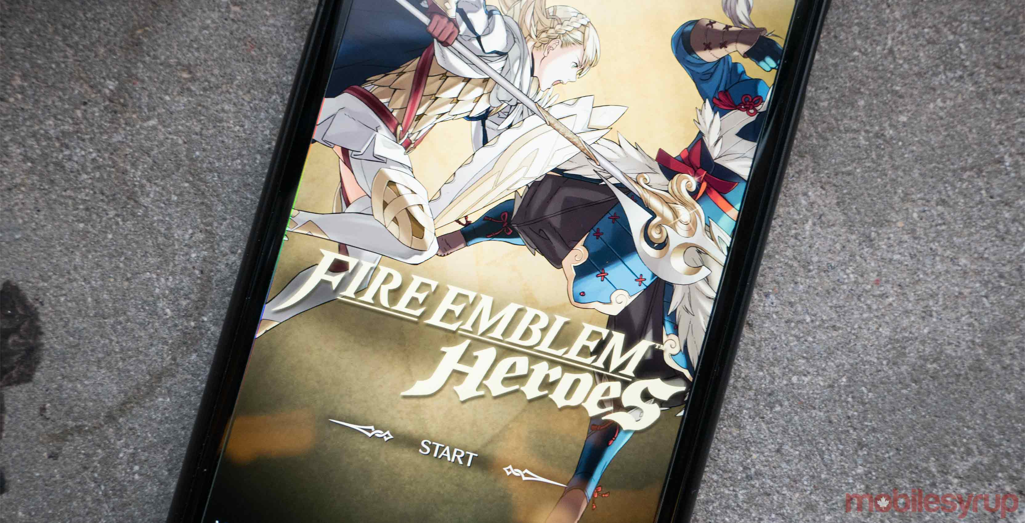 Fire Emblem Heroes game
