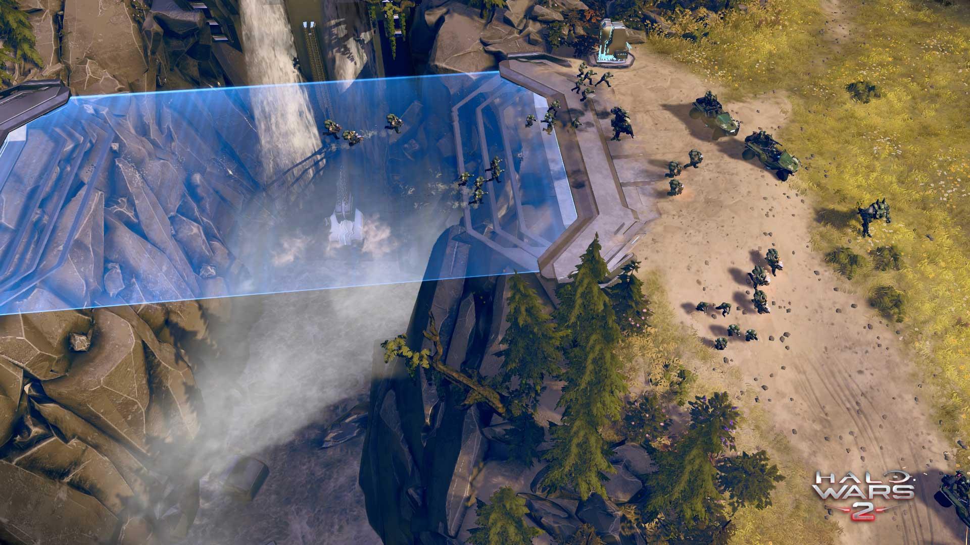 Bridge in Halo Wars 2