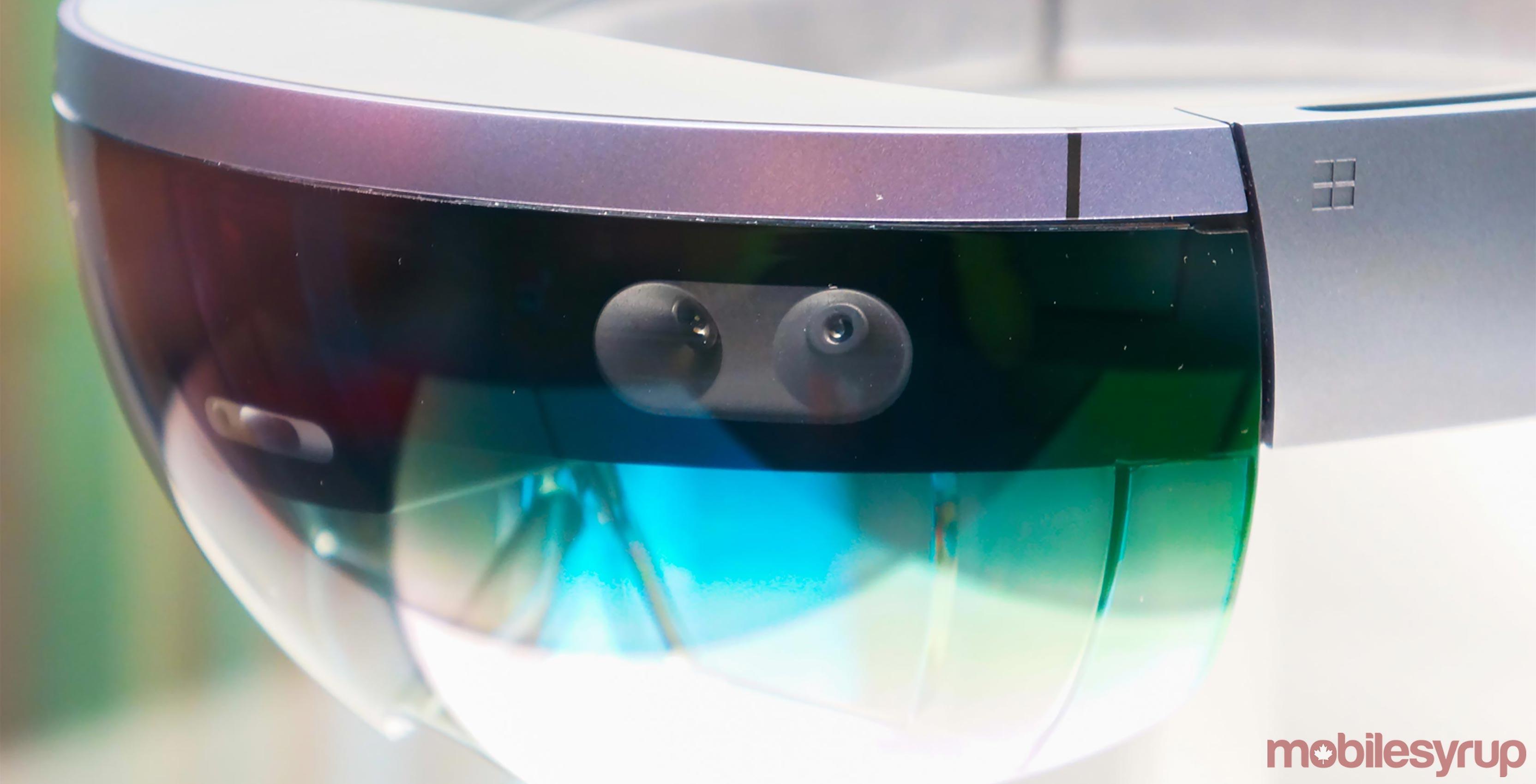 Photo of Microsoft s HoloLens AR headset 9897dca92f