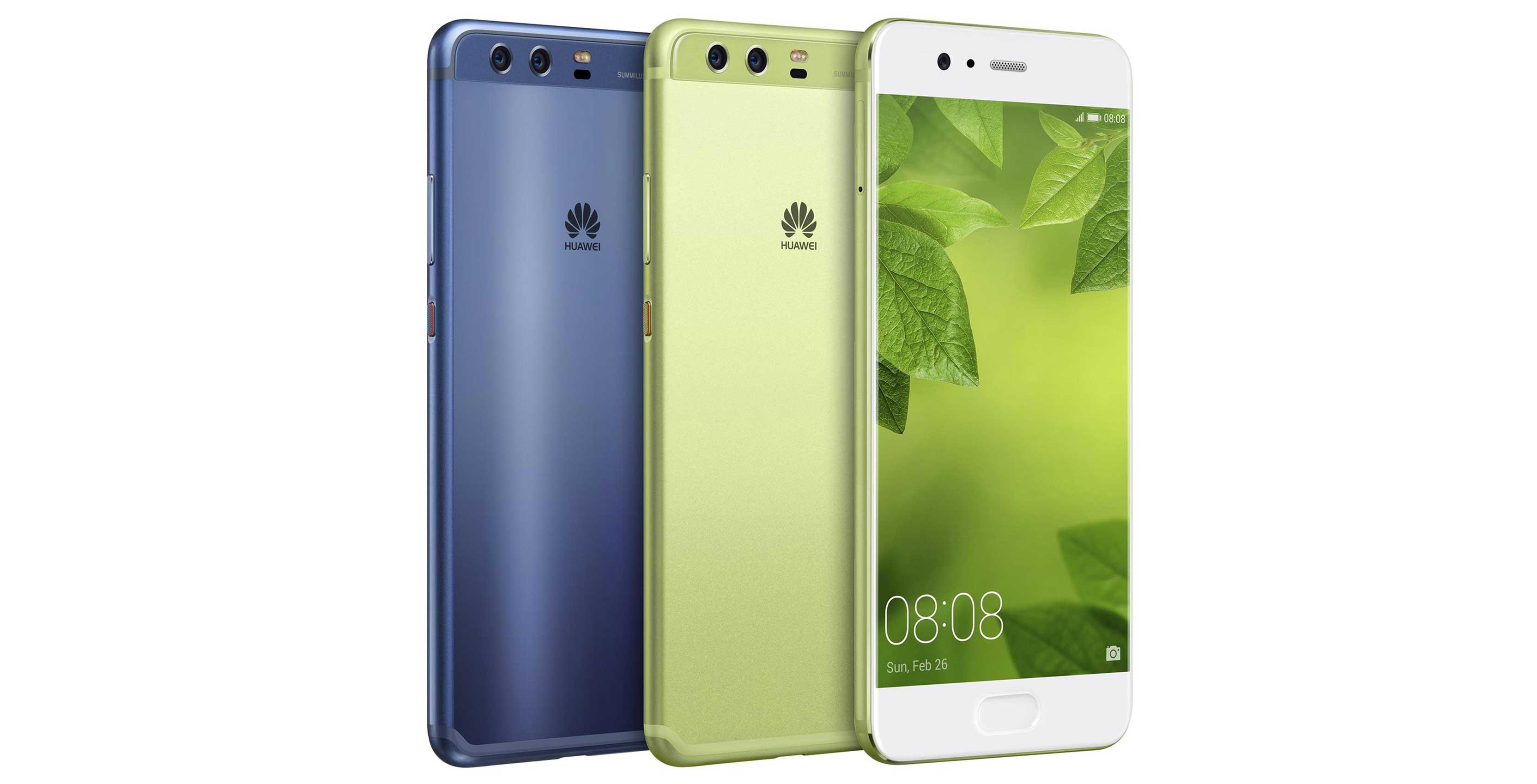 Photo of Huawei's P10