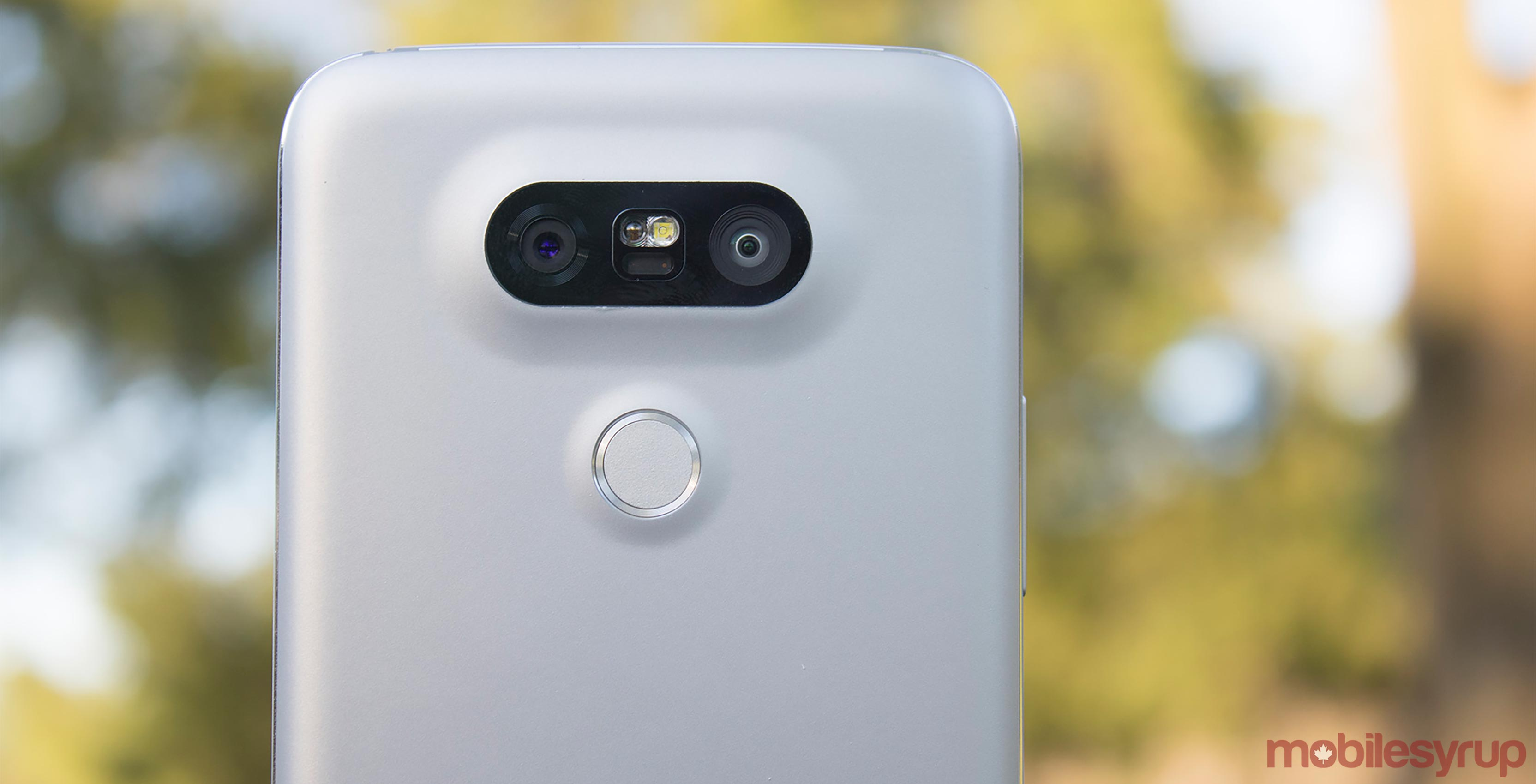 Photo of the LG G5