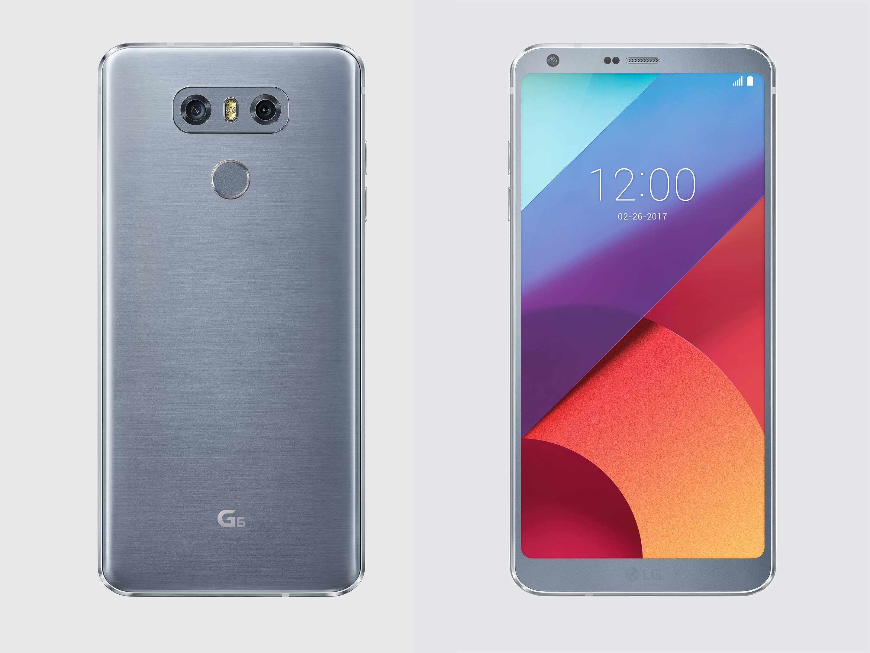 render of the LG G6