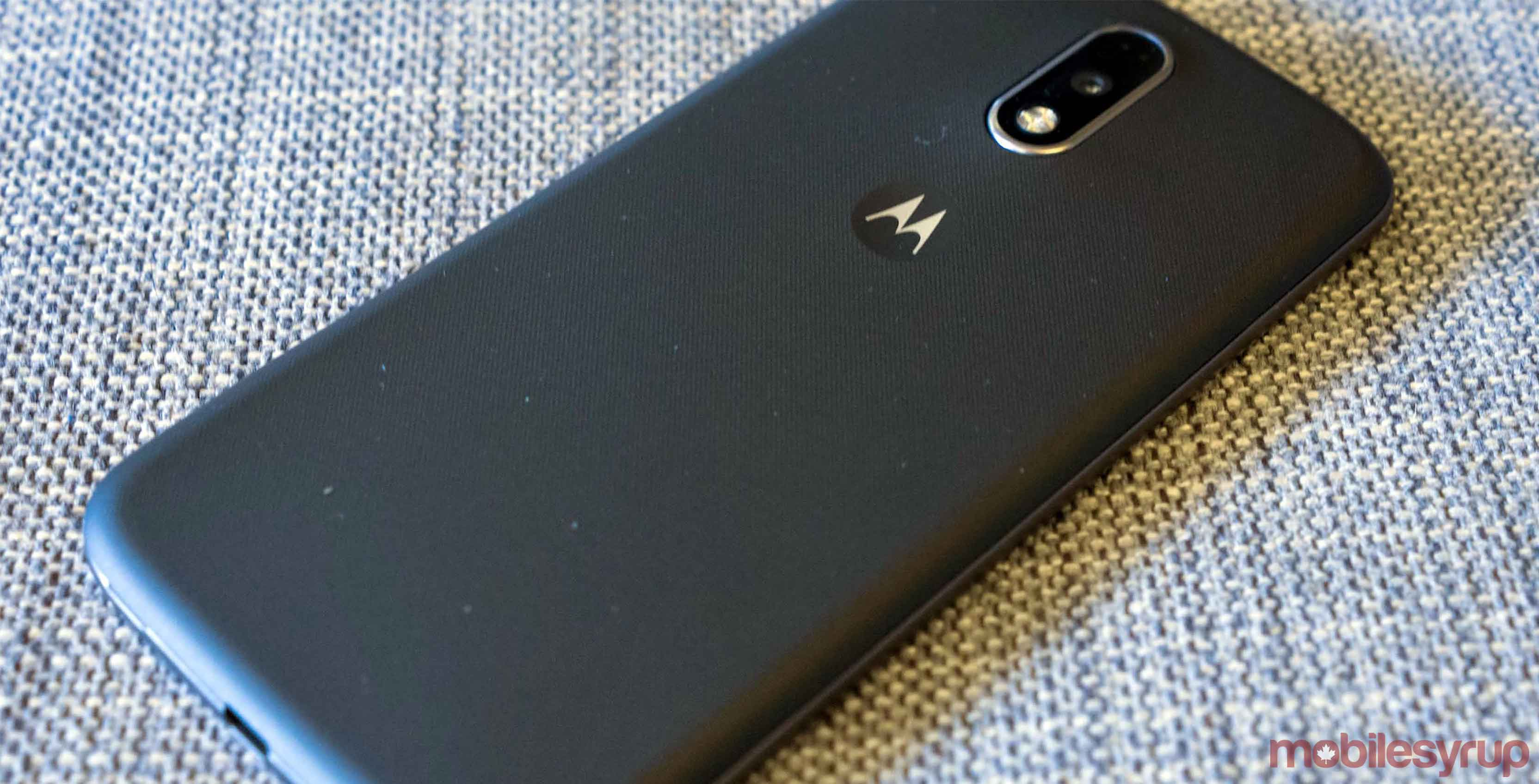 Photo of Motorola's Moto G4 Plus smarphone