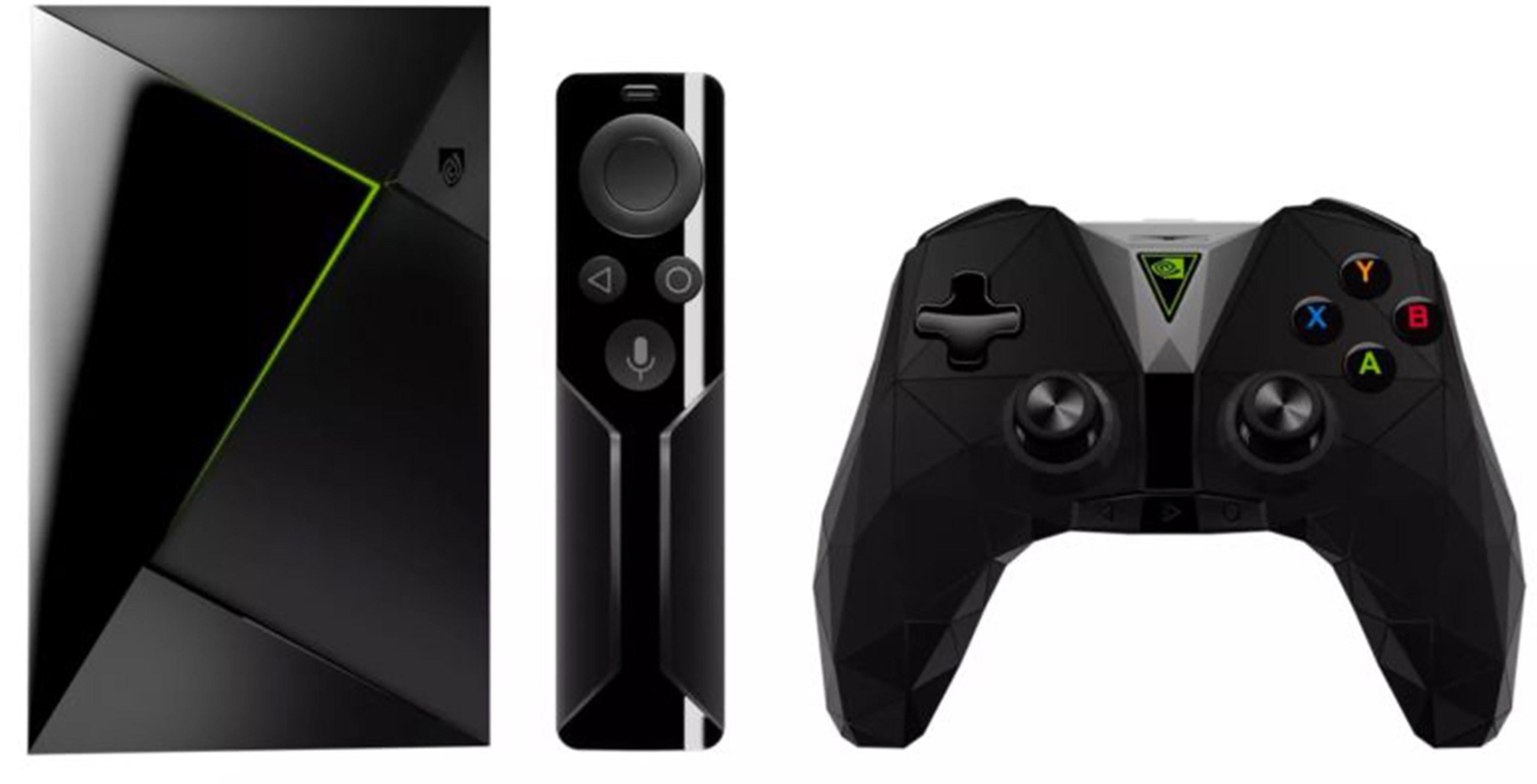 Nvidia's shield set-top box