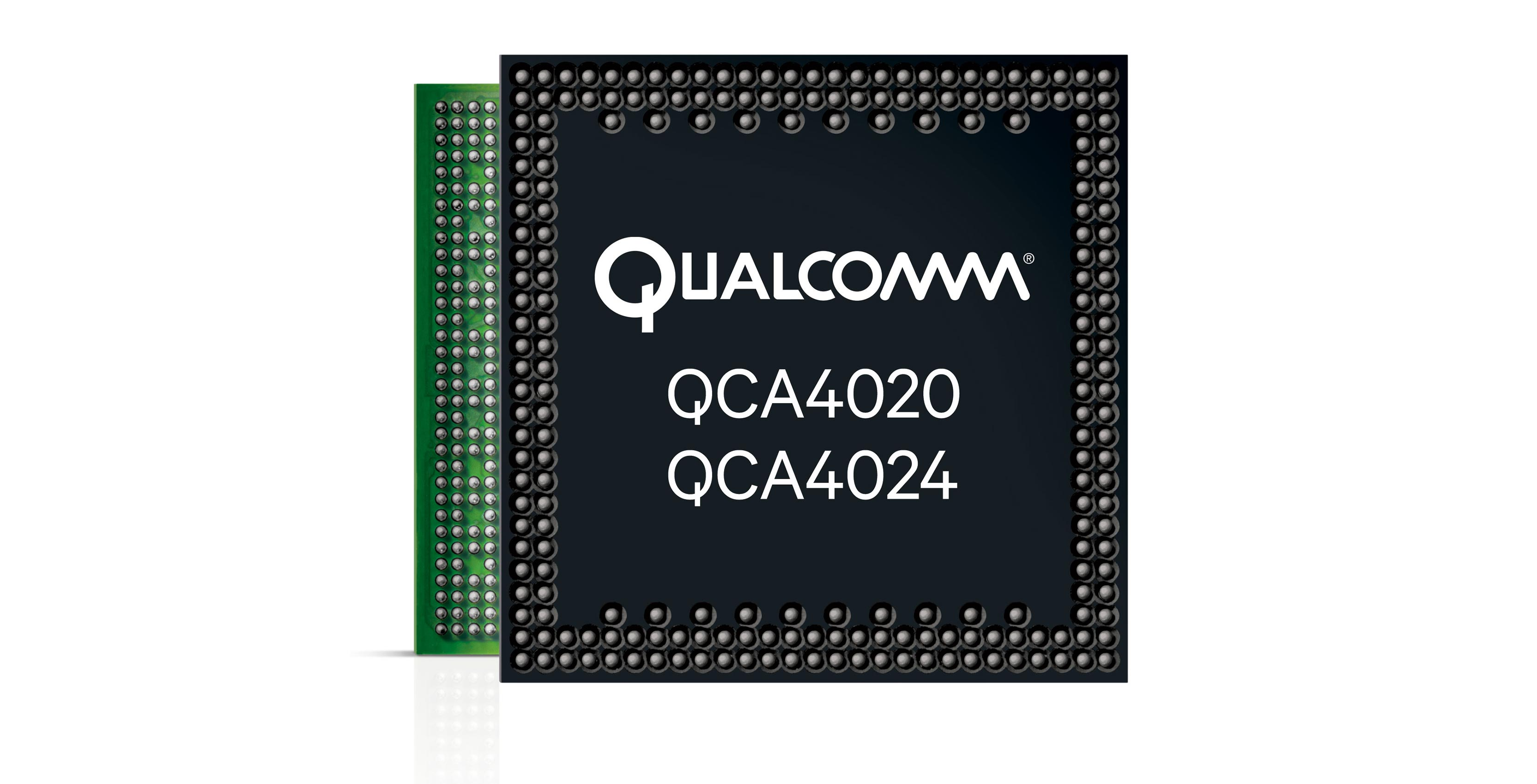 qualcomm qca4020 chipset - android things