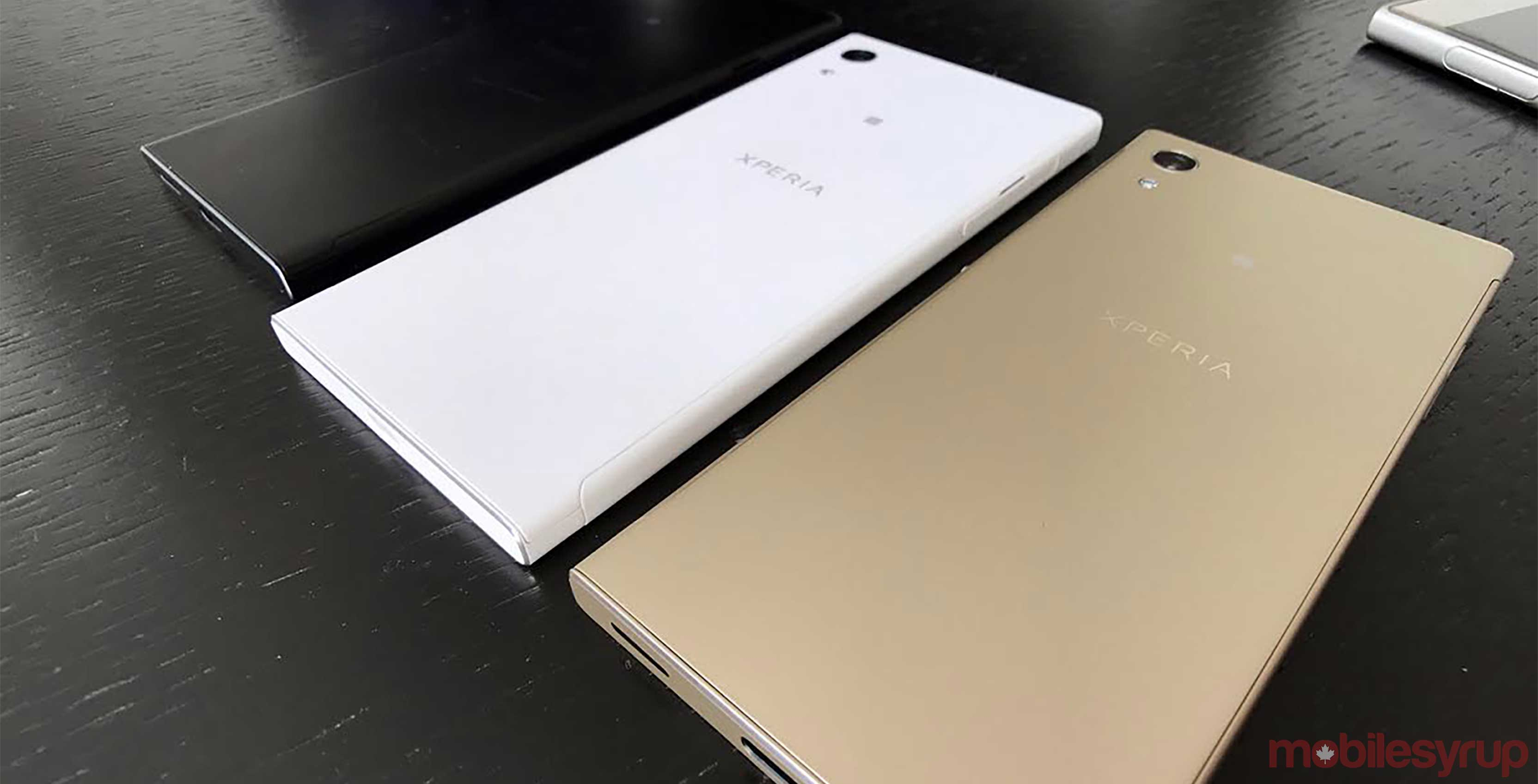 Xperia XA1 and XA1 Ultra