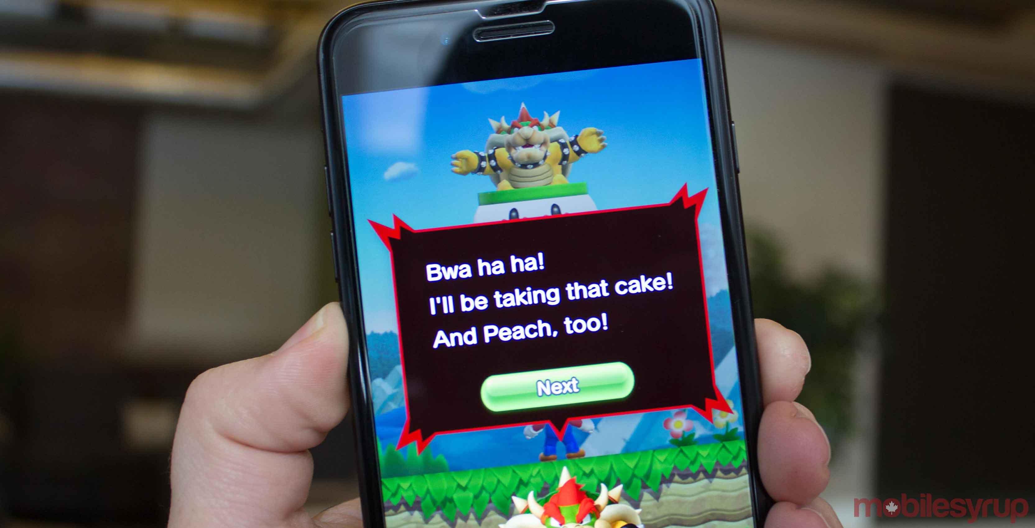 Super Mario Run iOS Game