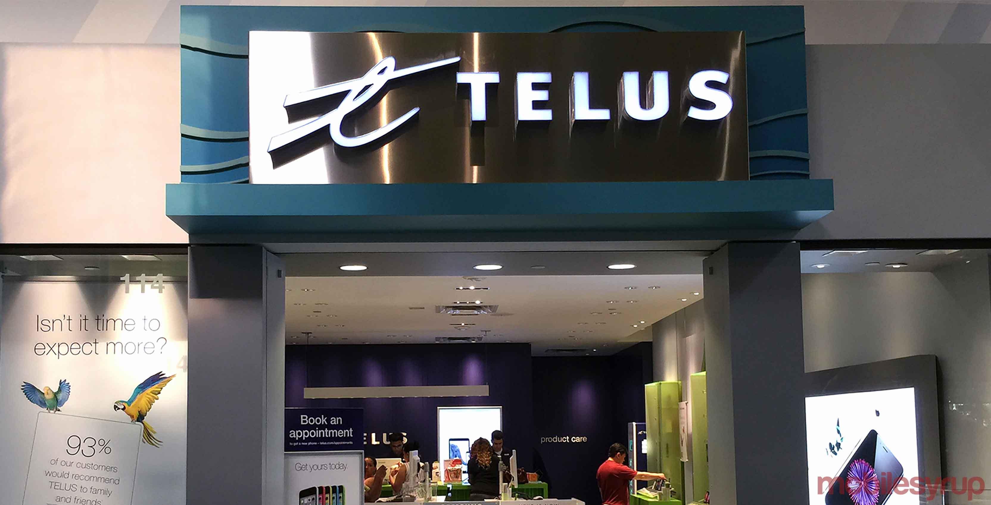 Telus Storefront
