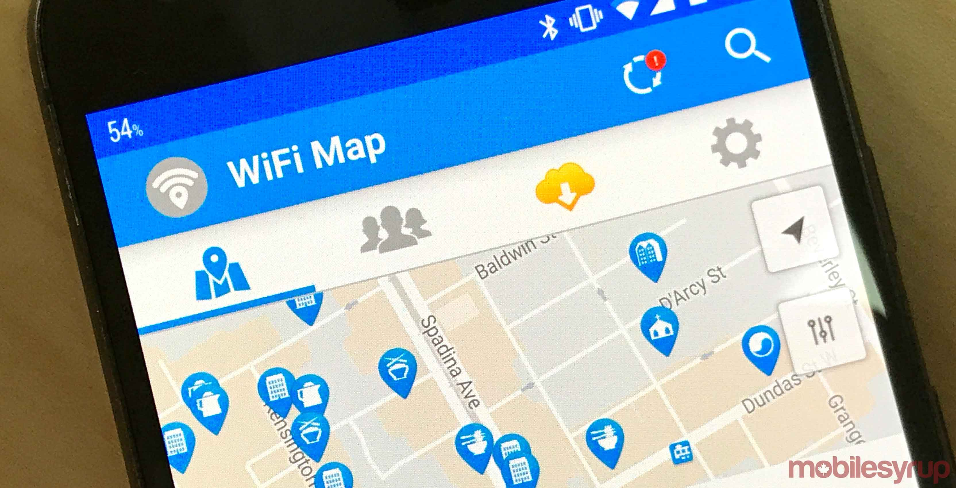 Never be without WiFi again with WiFi Map [App of the week]
