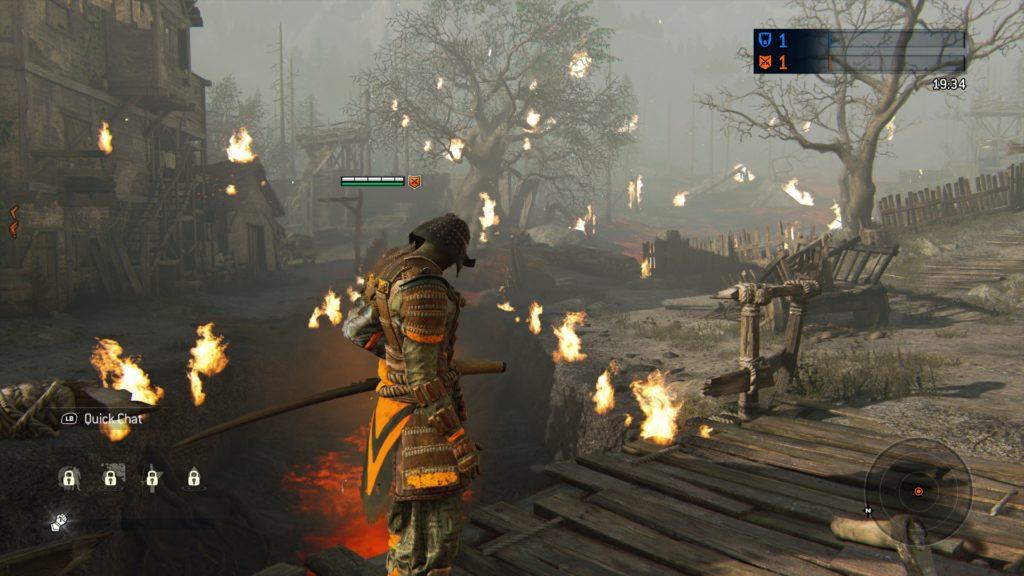 For Honour Samurai