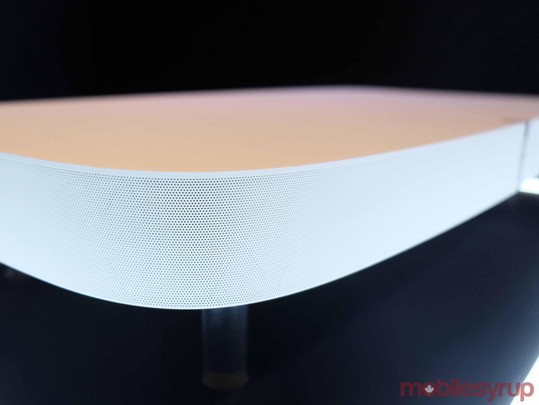 Sonos Playbase corner