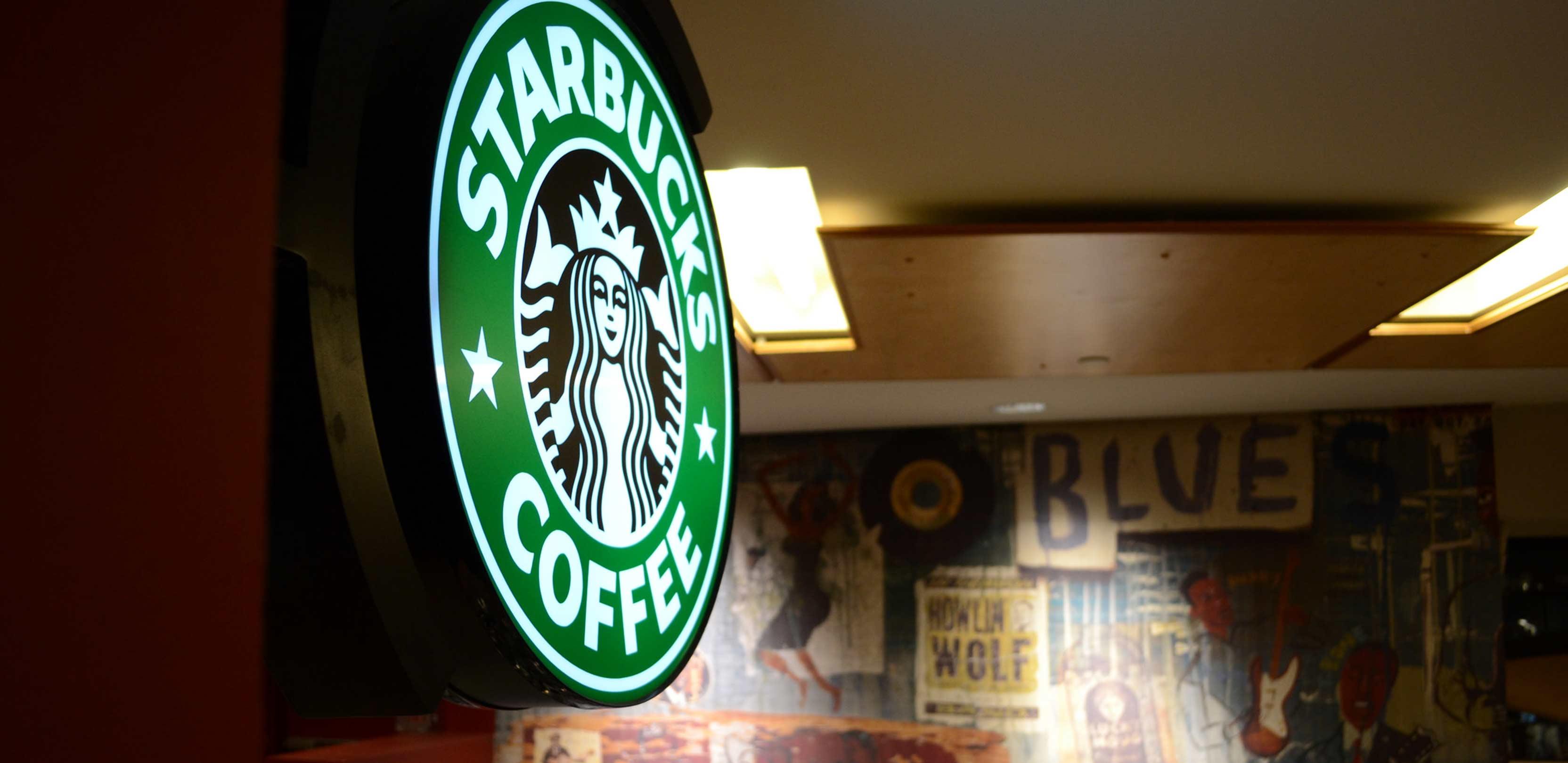 iMessage Starbucks