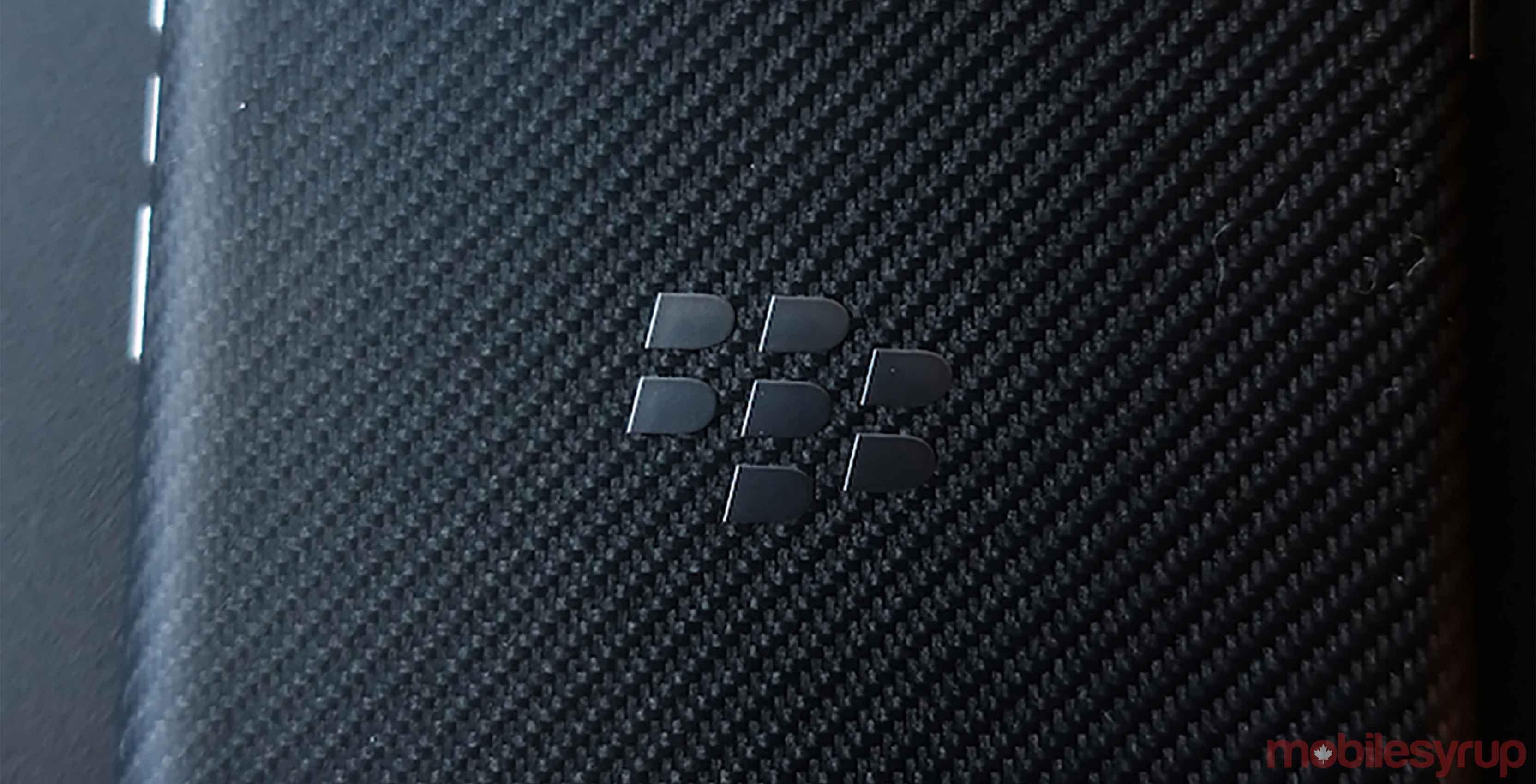 BlackBerry earning report