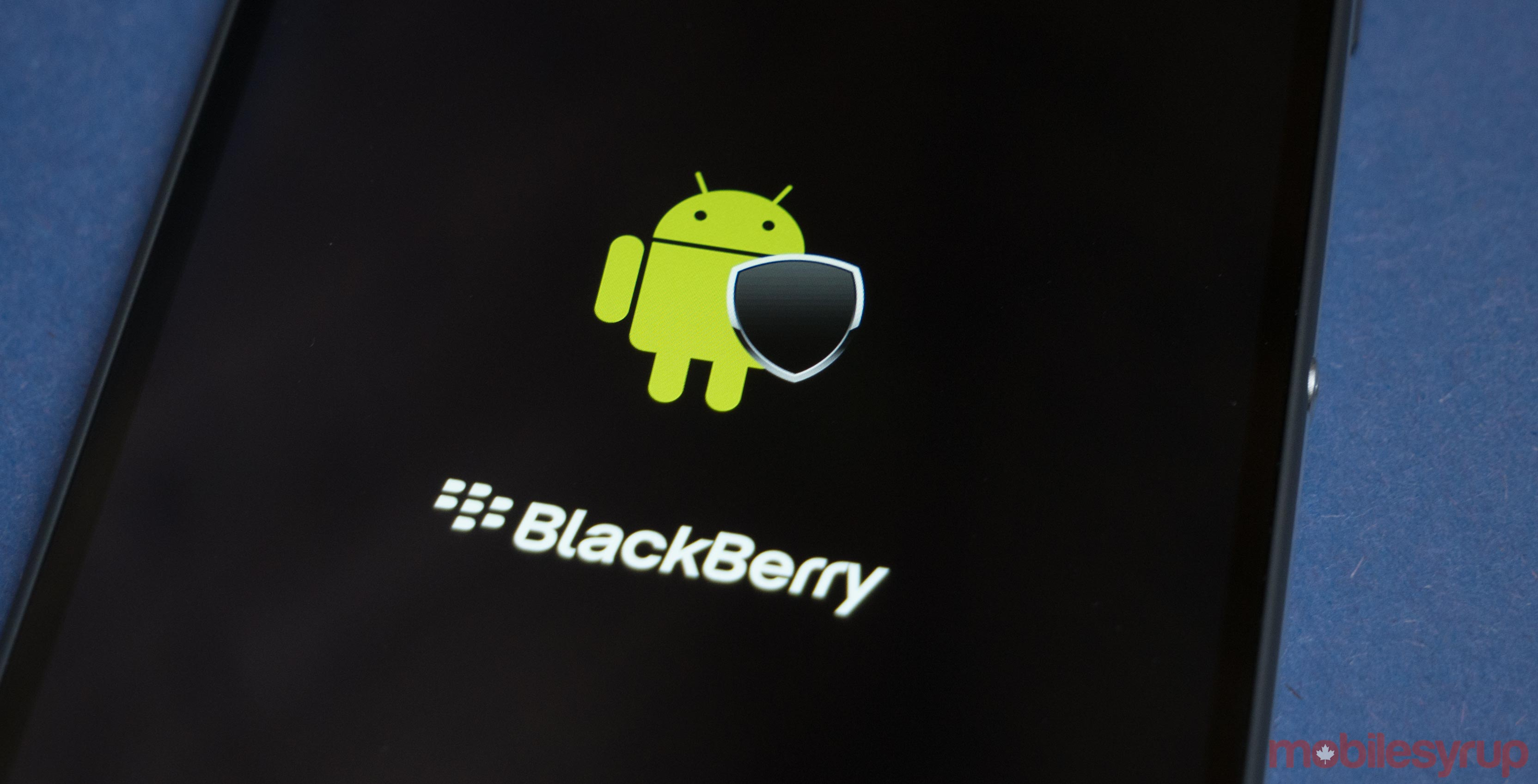 Blackberry shares up after beating Q2 estimates
