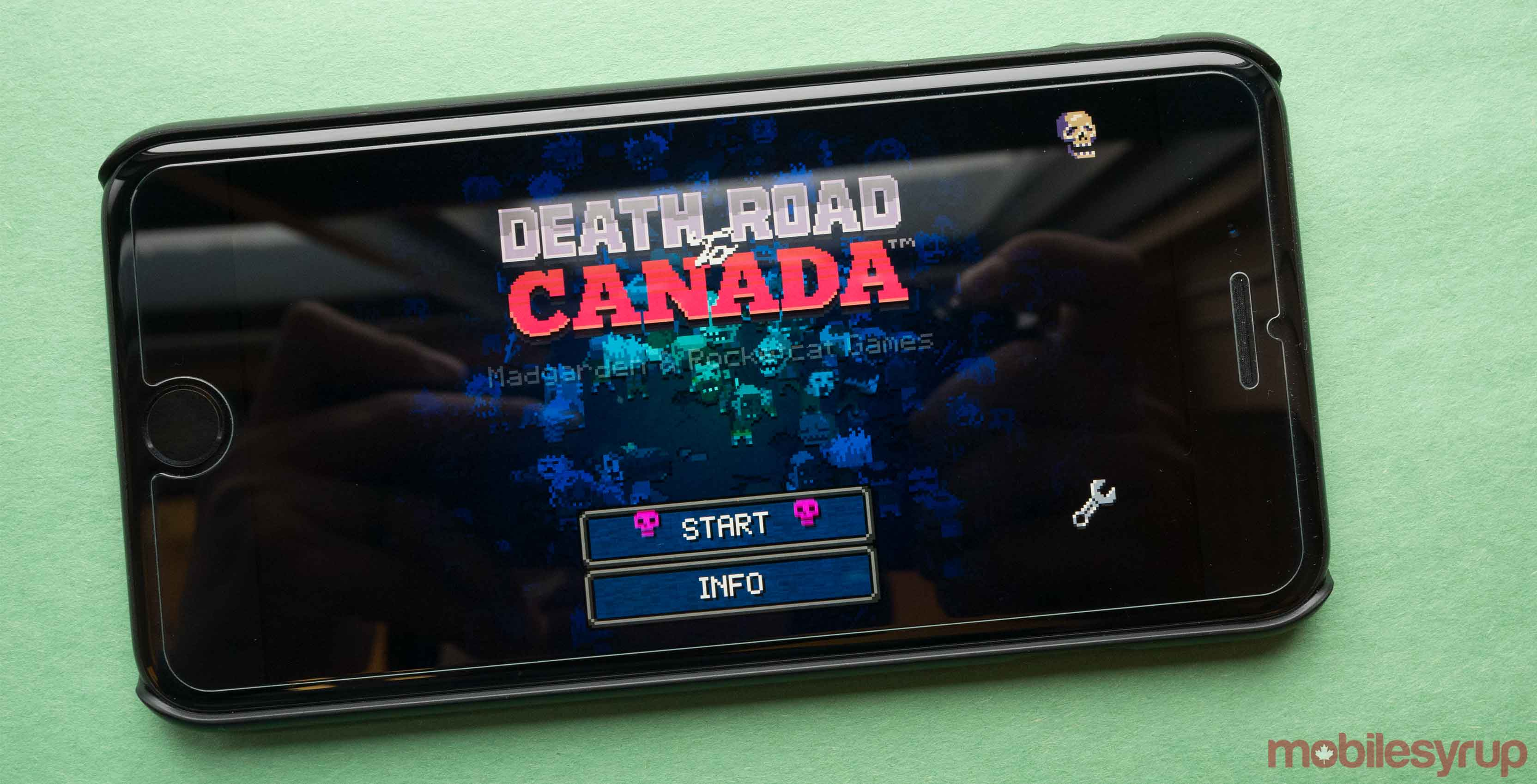 zombie survival game road to canada es to google play