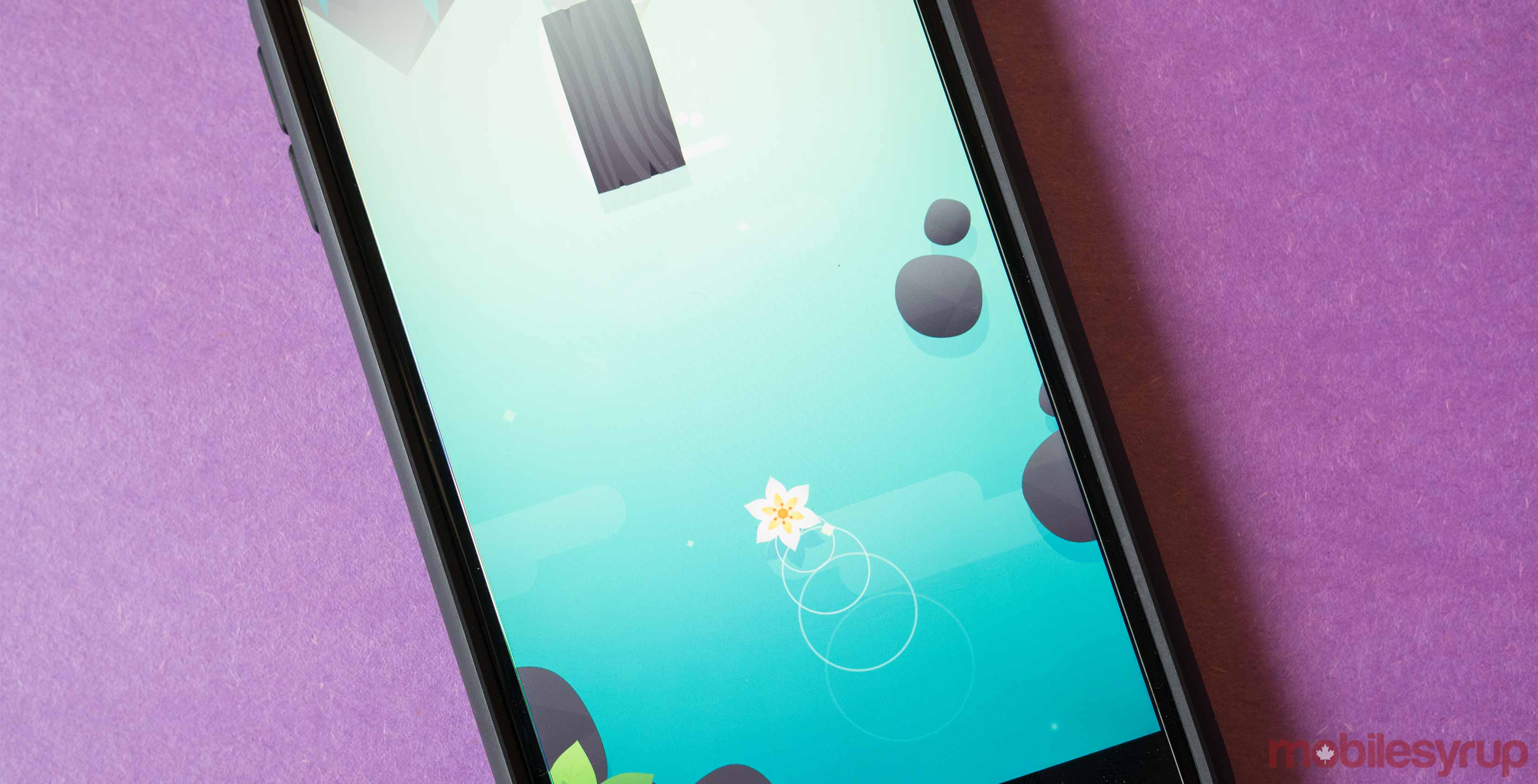 Float iOS smartphone game