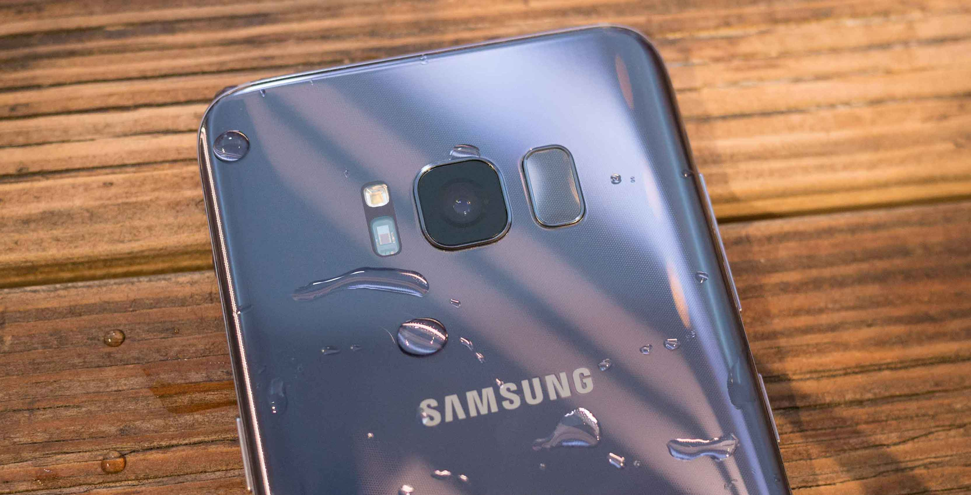 Samsung Galaxy S8 and S8+ Hands-on: The death of the bezel