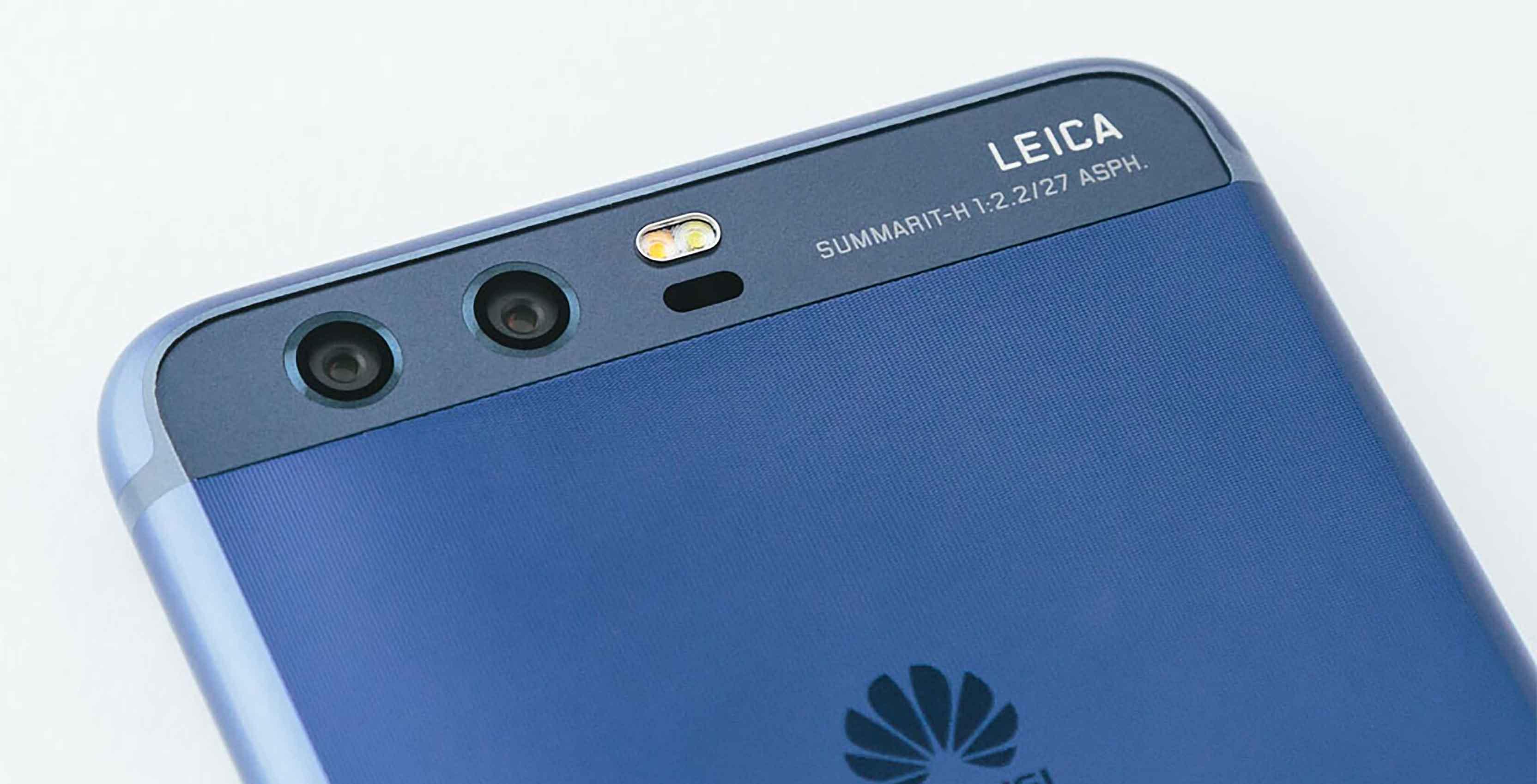 Blue huawei p10 back camera - Huawei P10 DxOMark