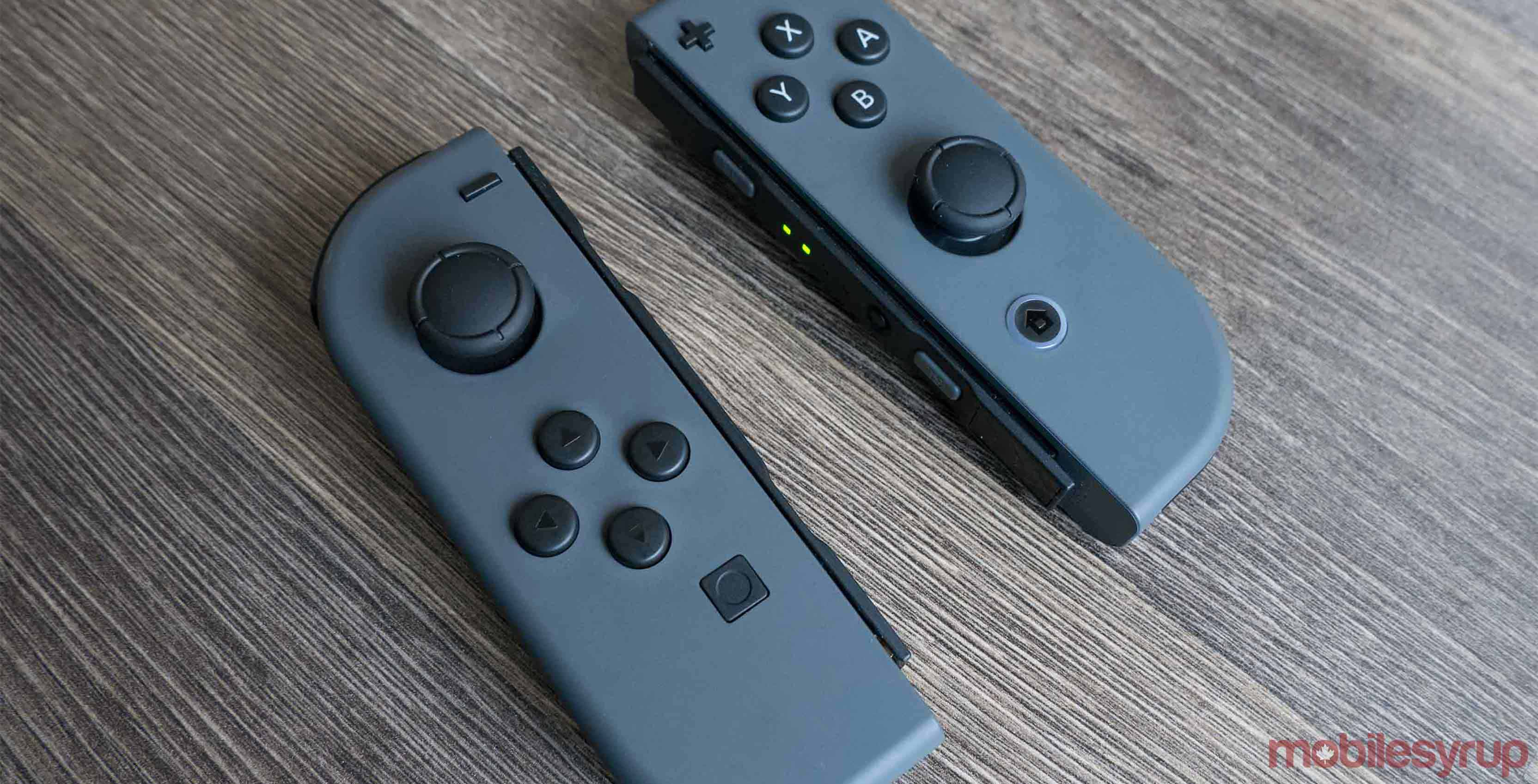 Nintendos Fix For Your Joy Con Woes Involves A Piece Of Foam Switch Joycon Left Right Grey Issues Possible