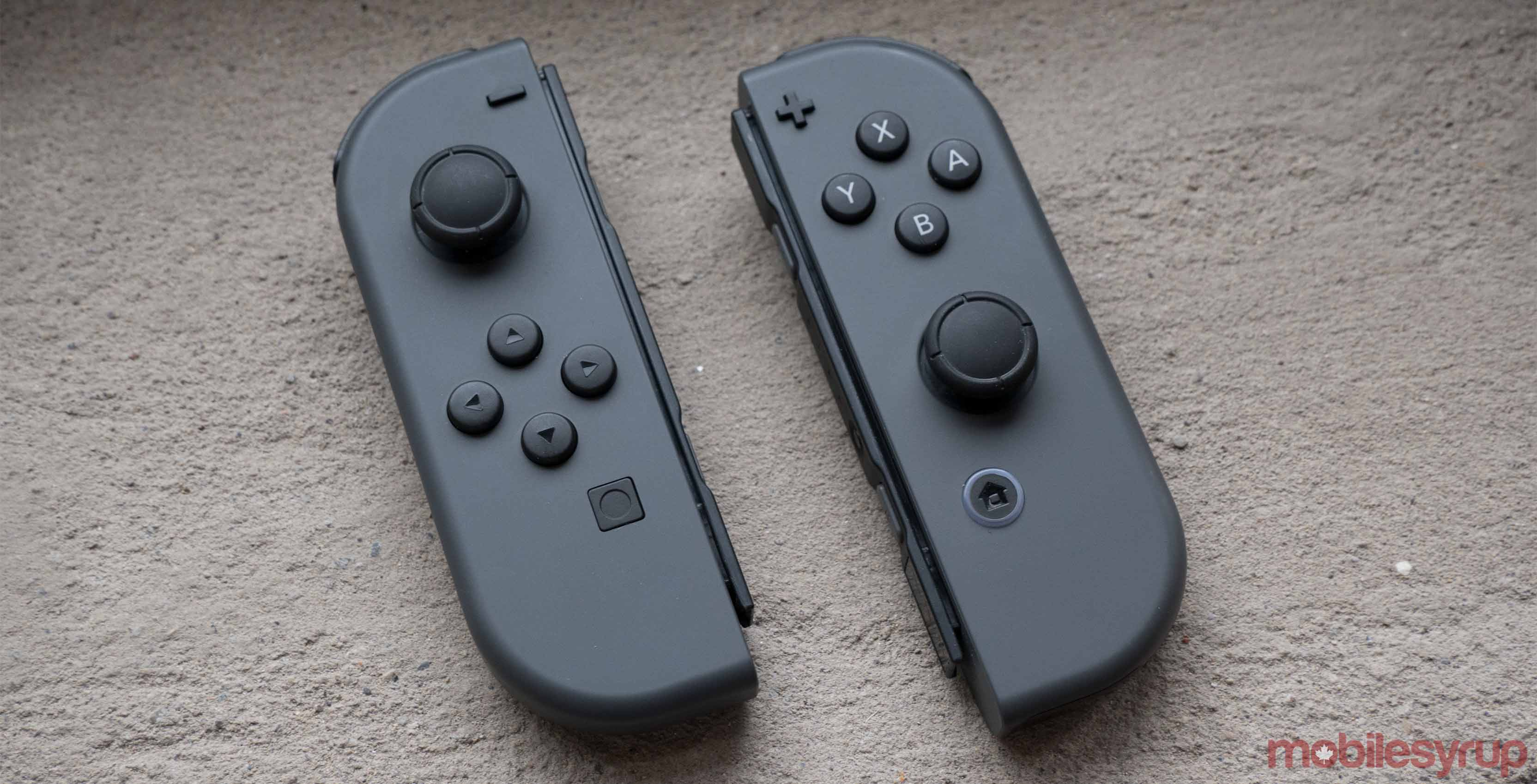 Nintendo Switch Joy-con controllers work with Android, PC