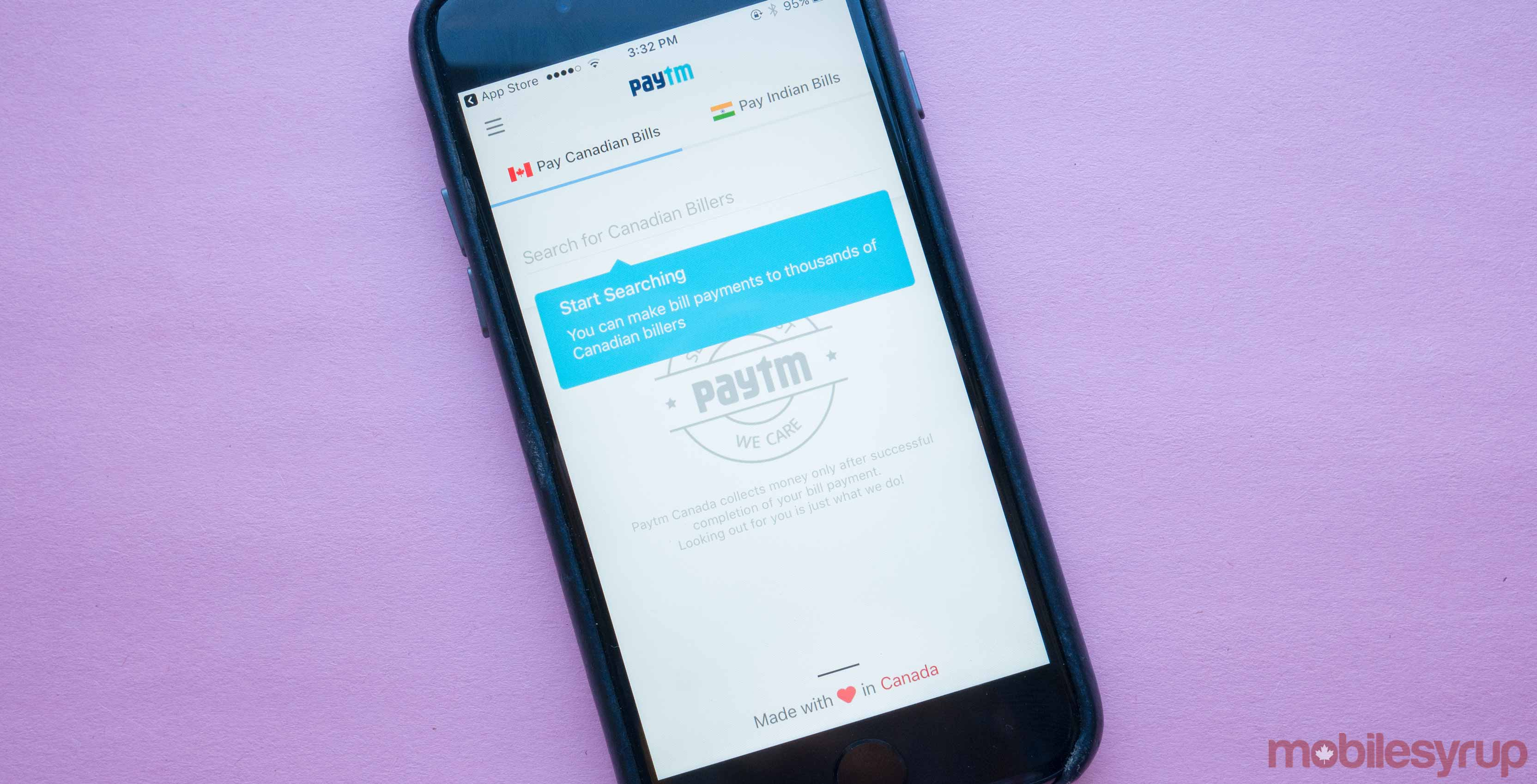 Mobile payments app Paytm offers $10 credit to customers at