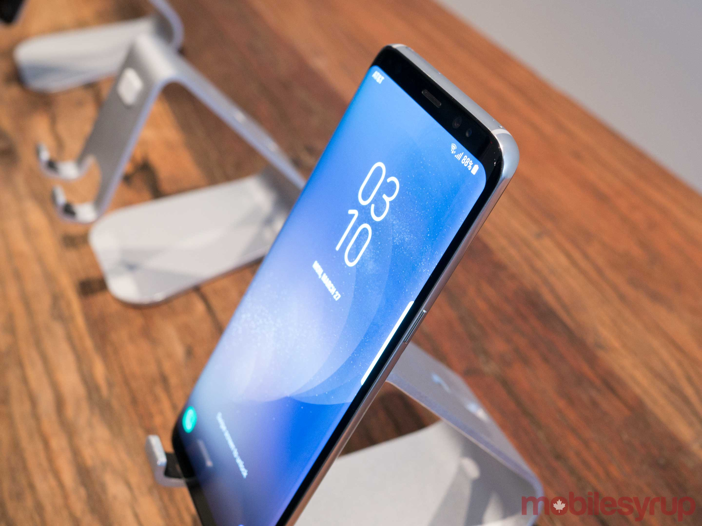 samsung galaxy s8 and s8 hands on the death of the bezel