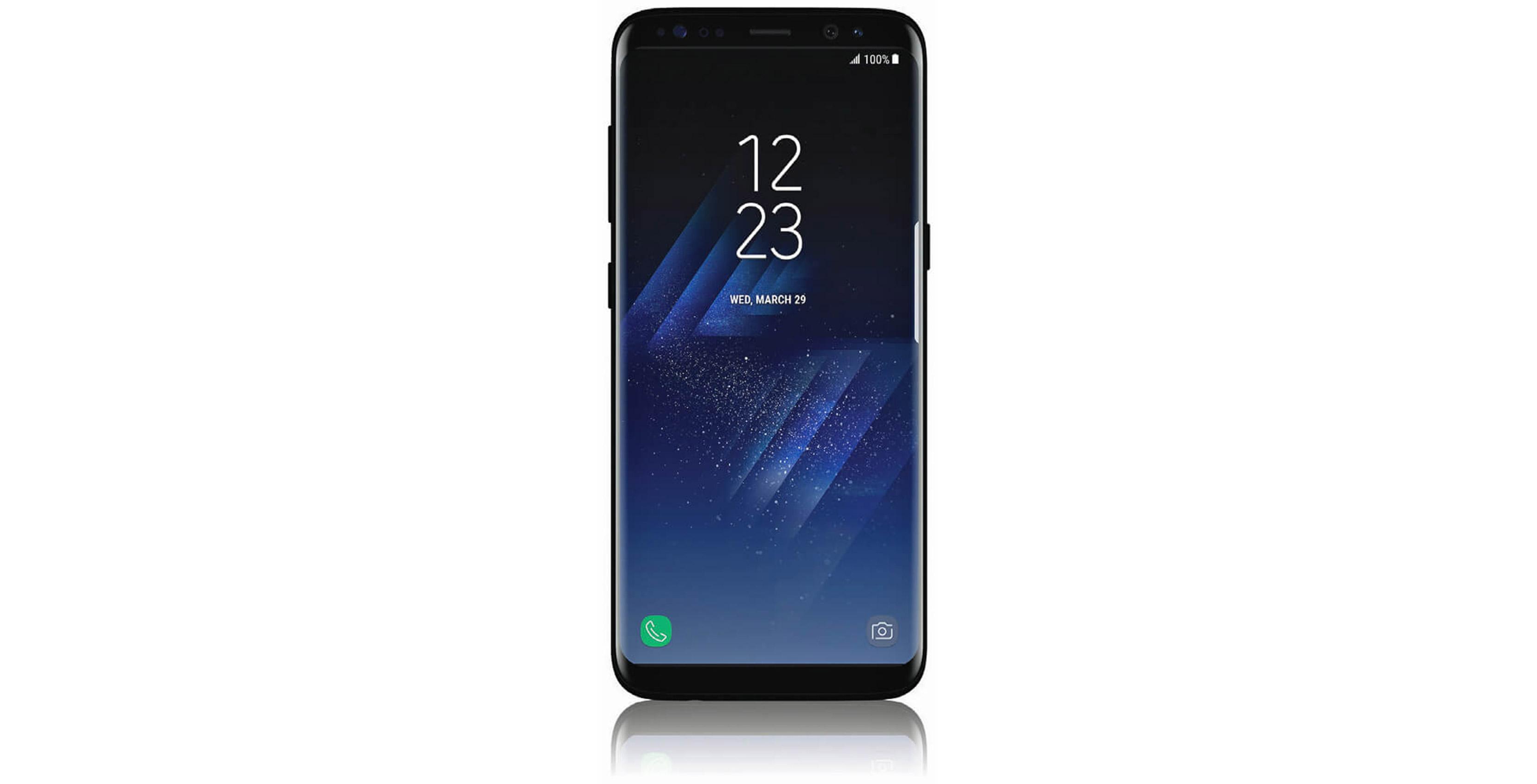 Galaxy S8 UI Samsung Experience