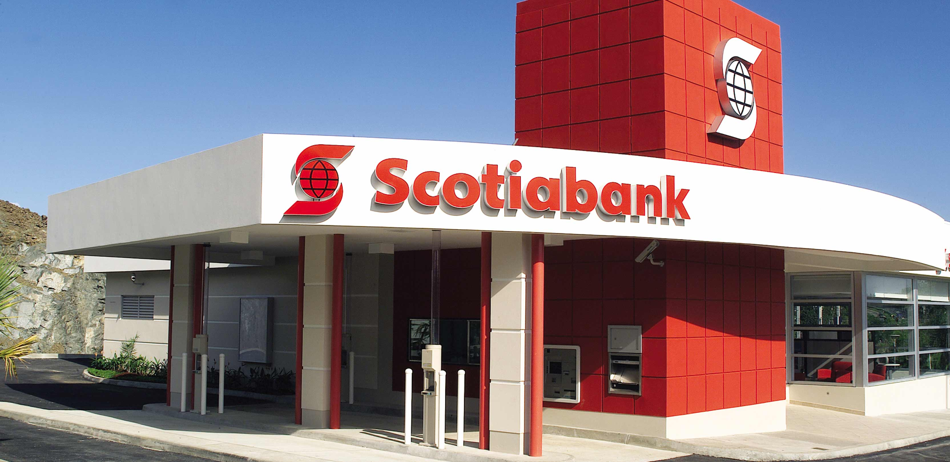 Scotiabank Storefront - Scotiabank cybersecurity