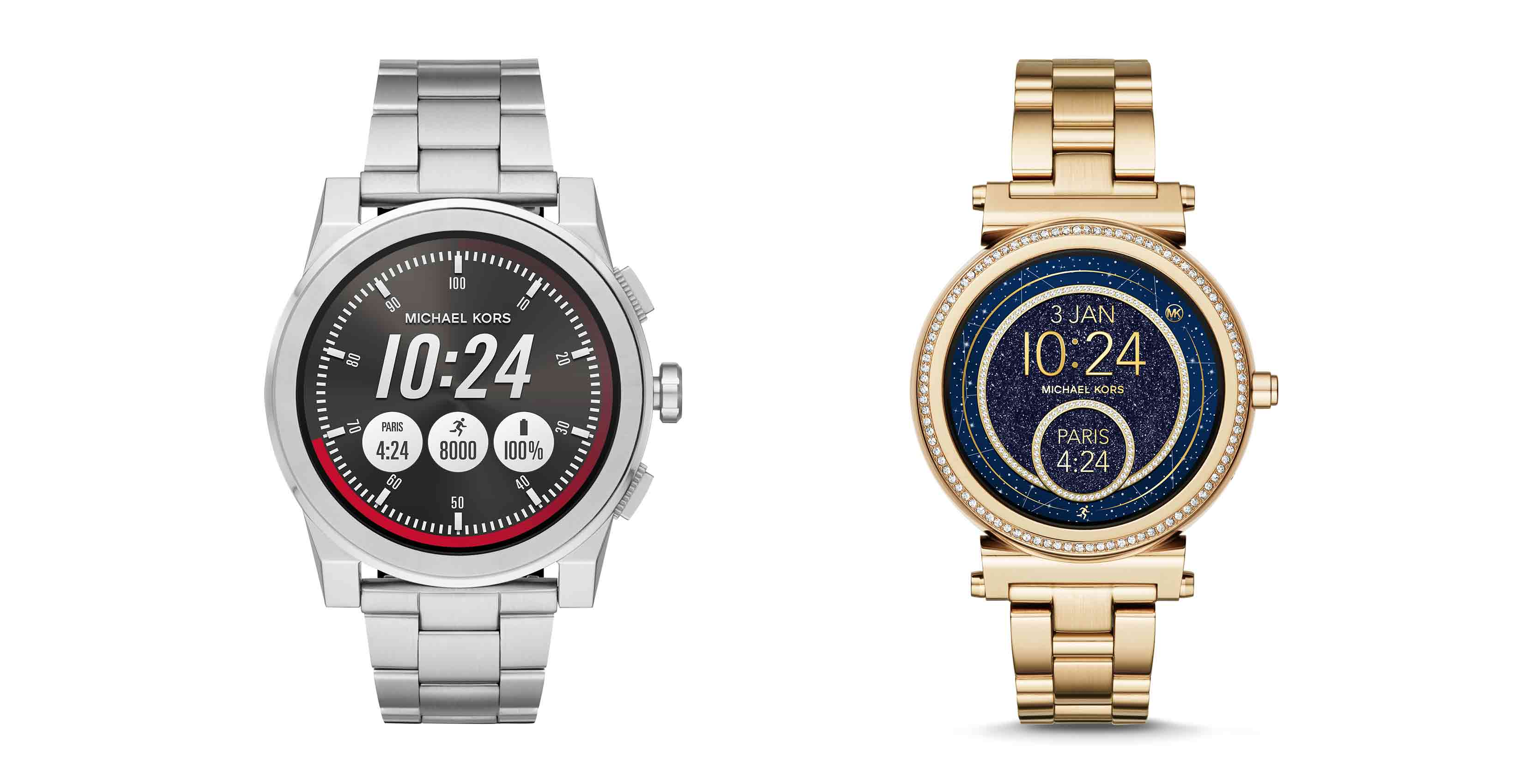 michael kors smartwatches canada