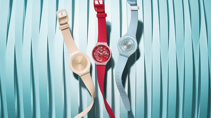 swatch skin watch - swatch wearable os