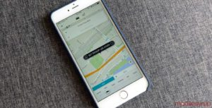 Uber modify pick up location