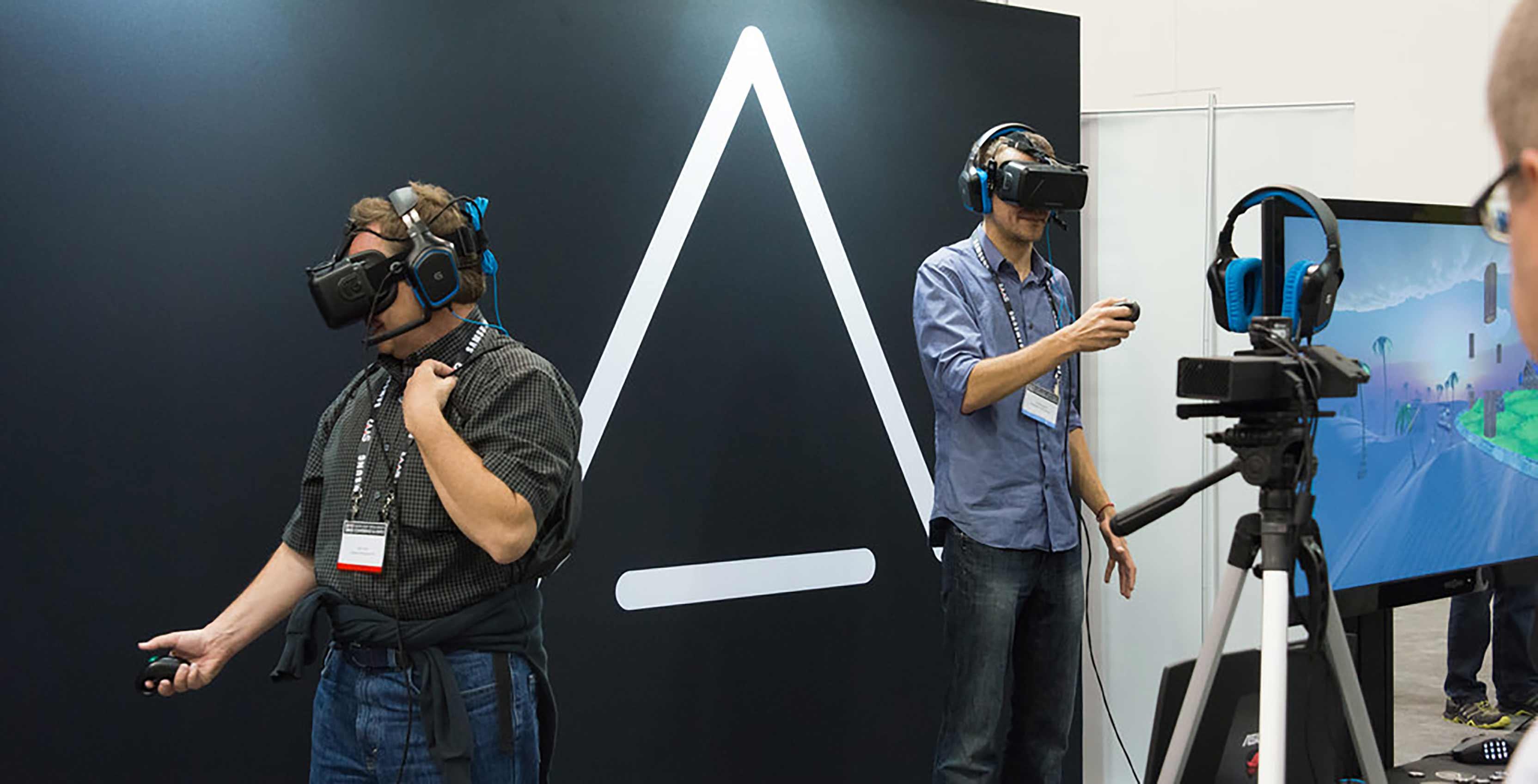 Altspace VR demo