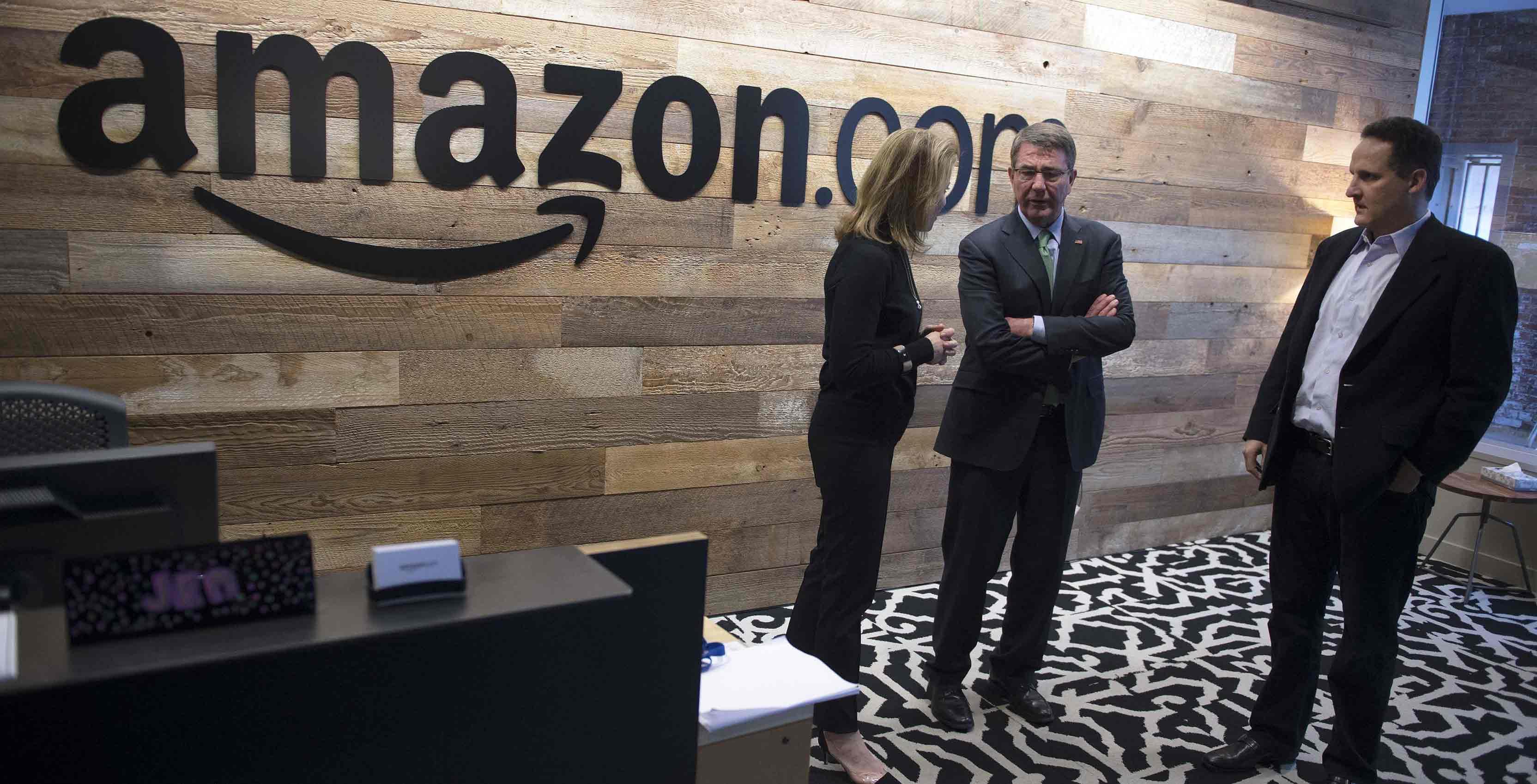 Amazon meeting