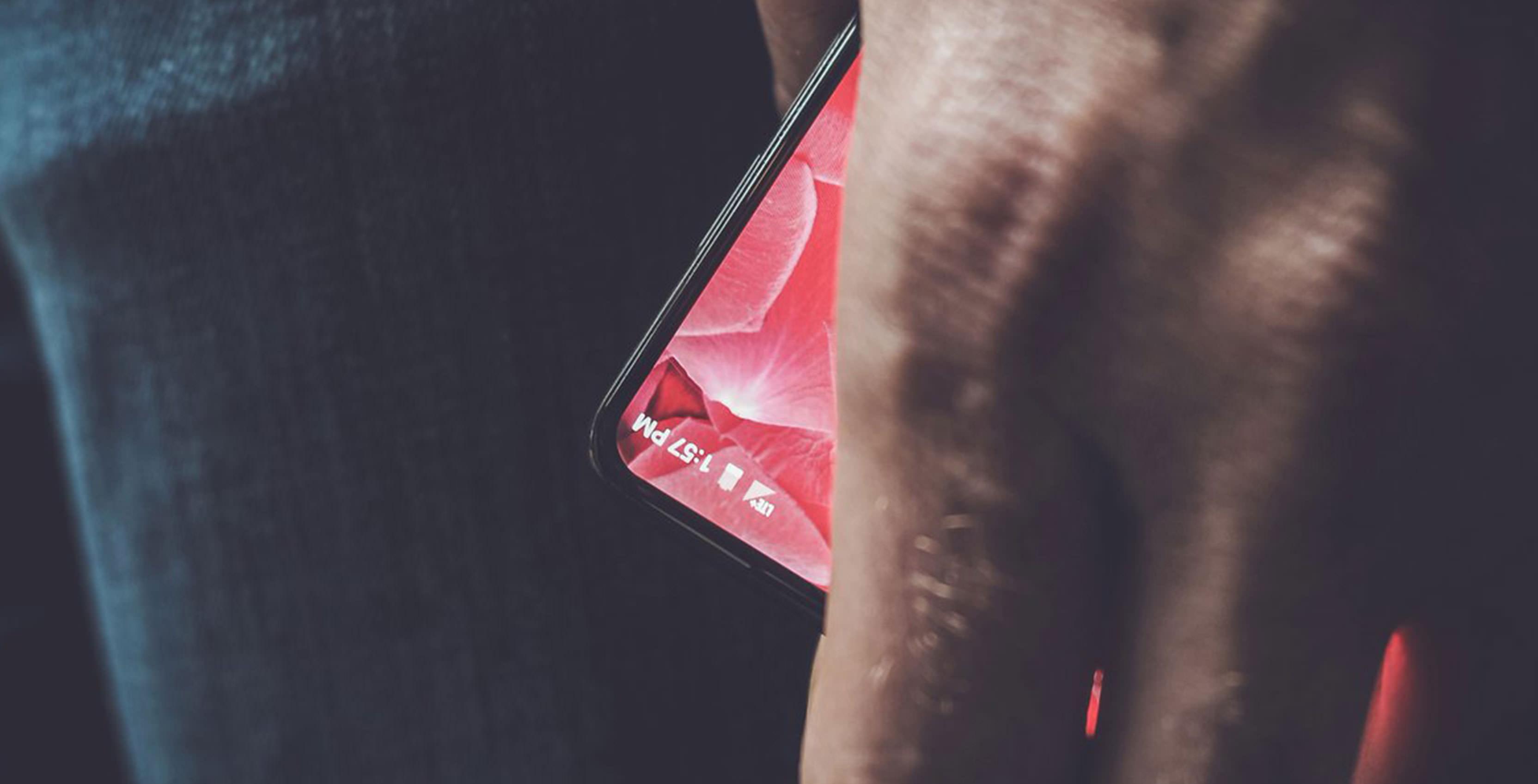 Andy Rubin's Essential smartphone