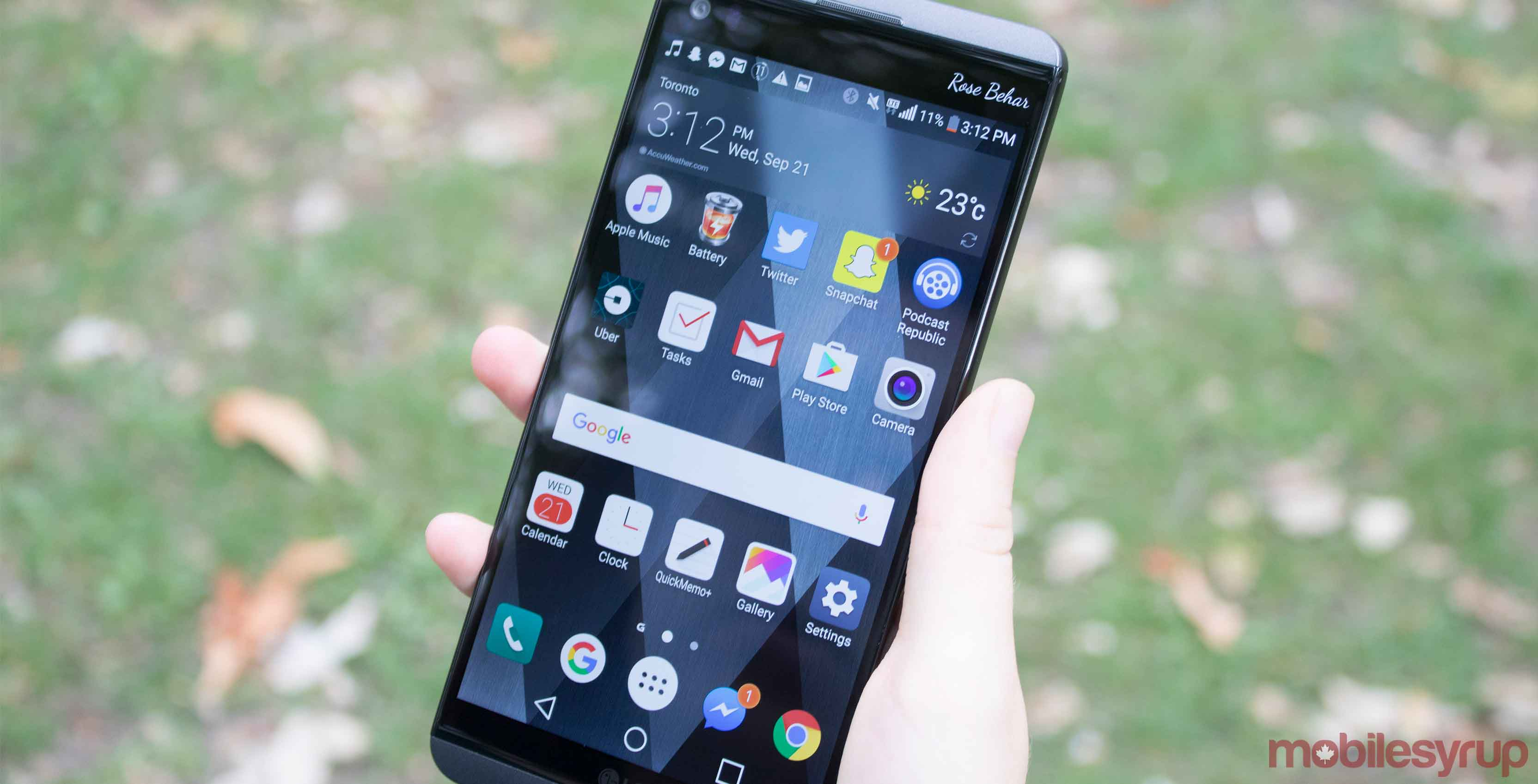 Lg V20 Service Disabled Fix