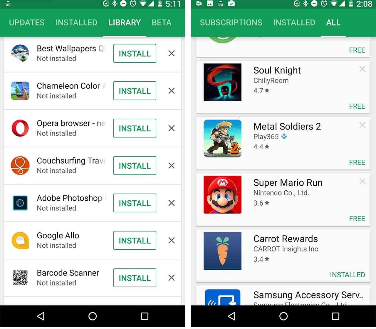 how to buy game from play store