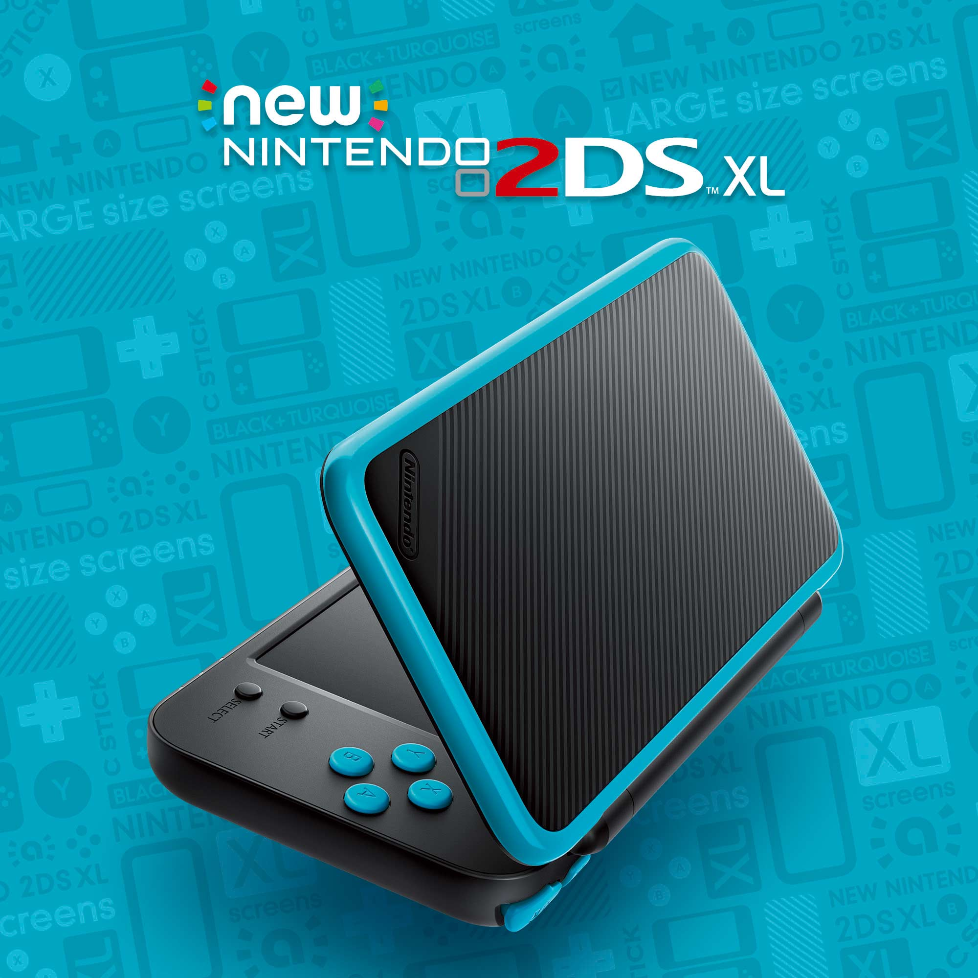 Nintendo announces 2ds xl and reveals the handheld 39 s july for Housse new 2ds xl