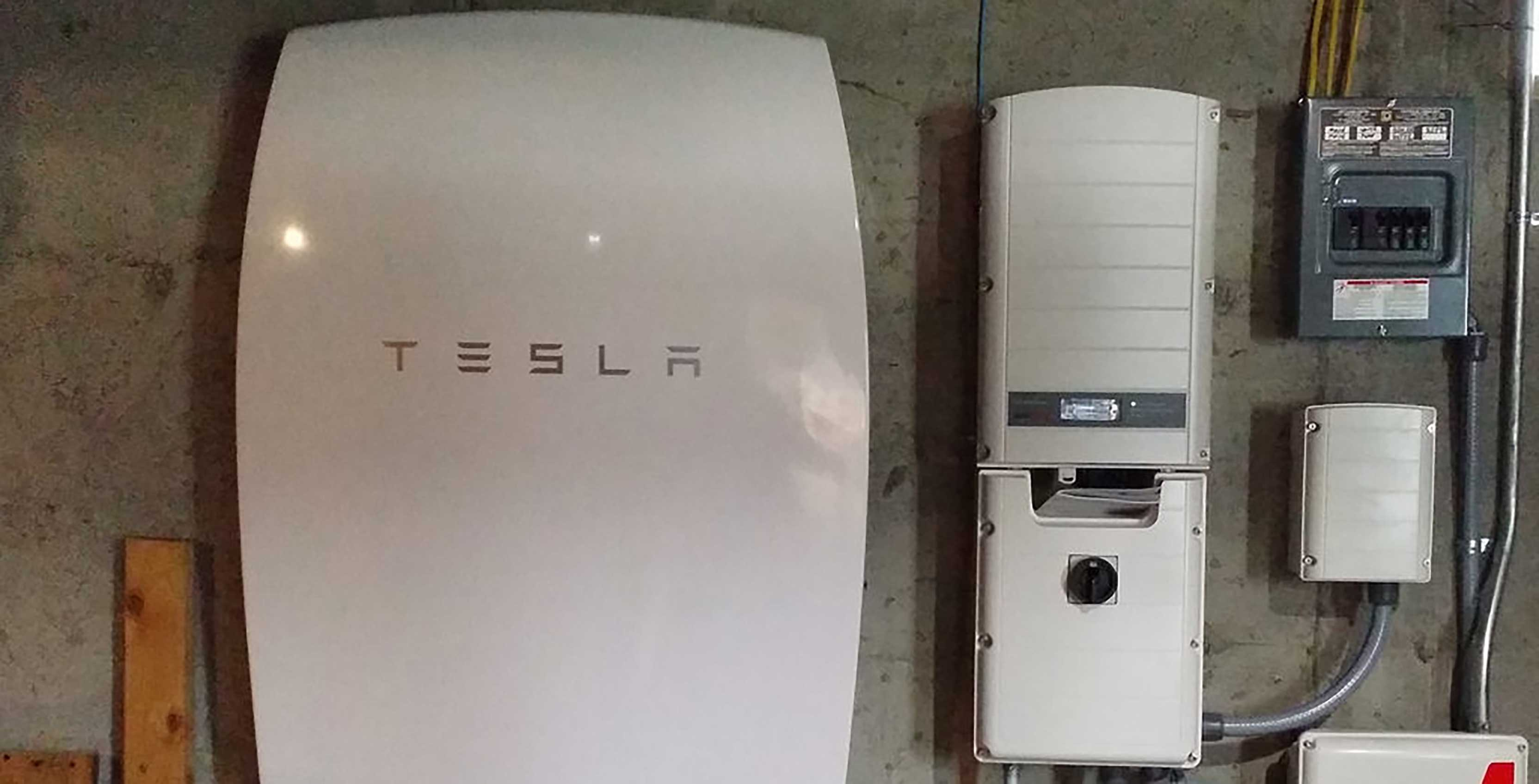 tesla ios and android app update adds tesla powerwall support