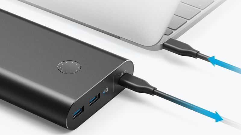 Anker powerbank
