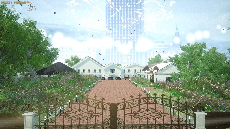 Drake's mansion vr