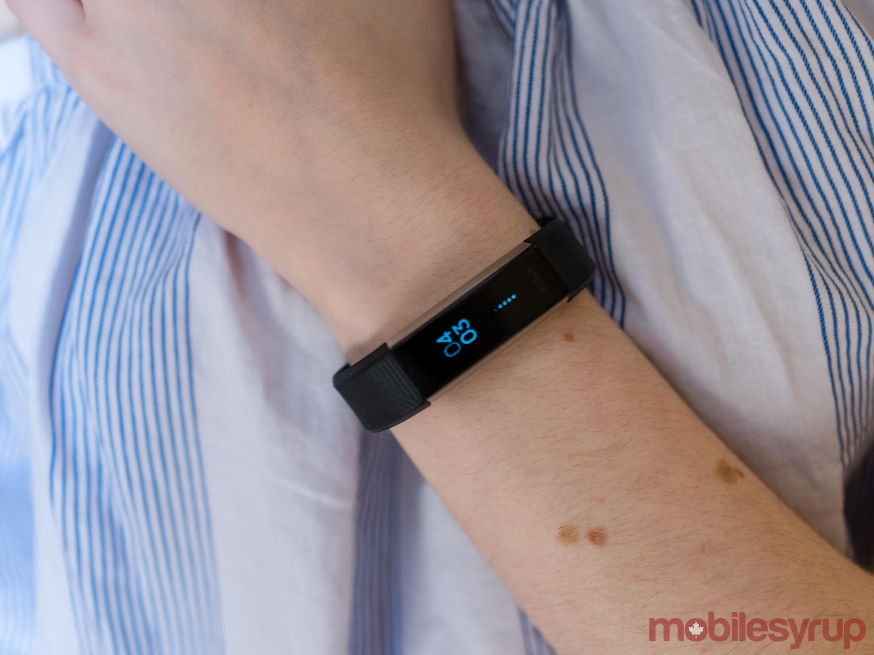 Fitbit Alta HR review: Where the heart is