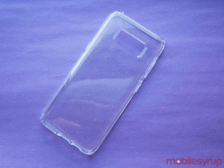 Galaxy S8 Spigen Liquid Crystal Glitter