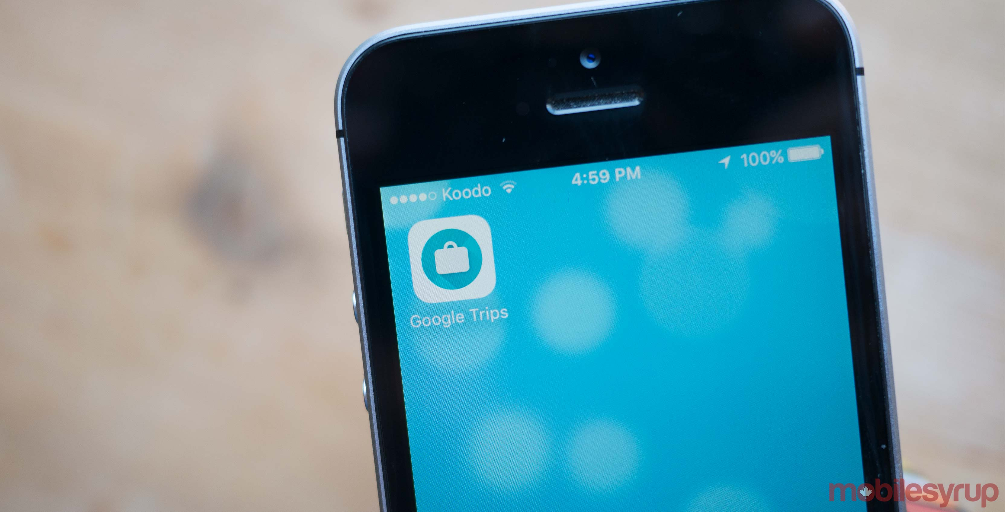 Google is shutting down its Trips mobile app on August 5, 2019