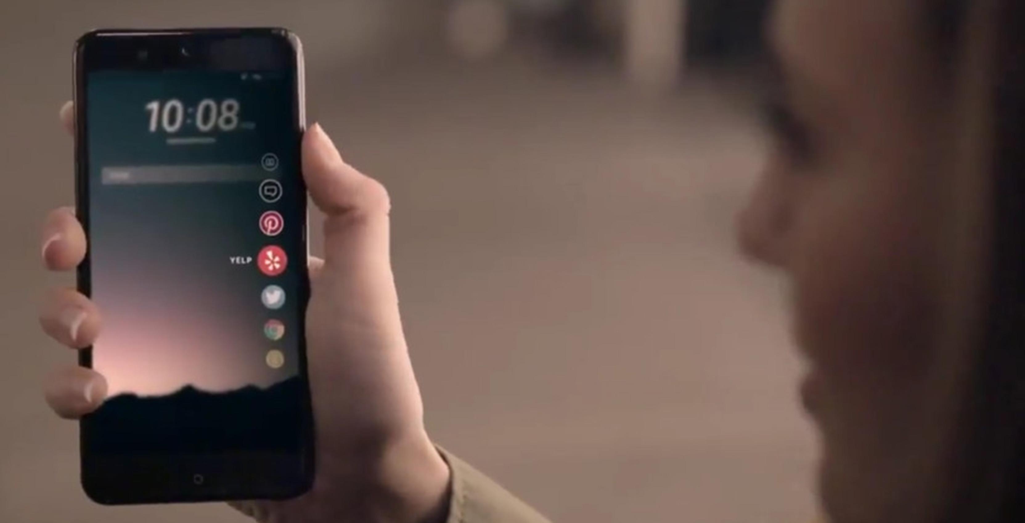 HTC U 11 smartphone teaser