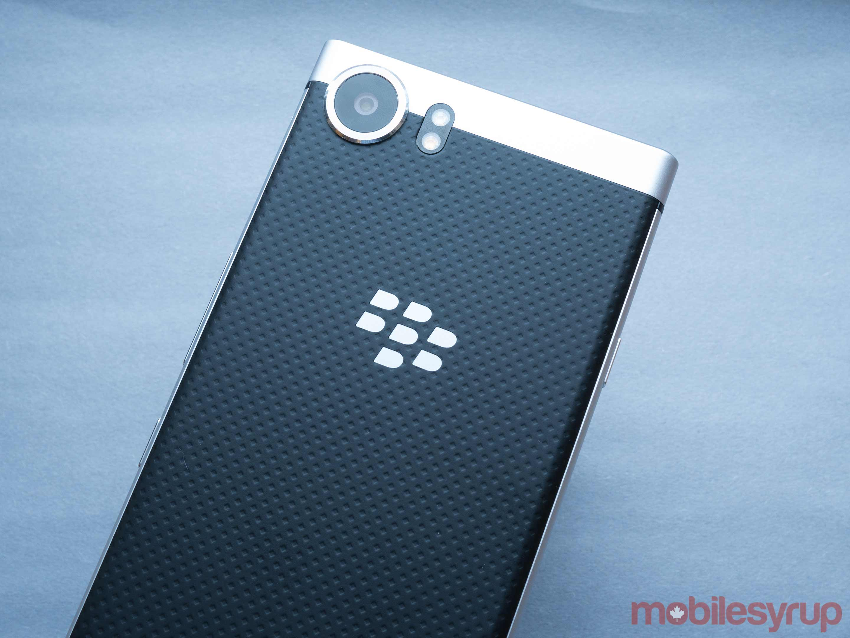 BlackBerry KEYonekeyboard