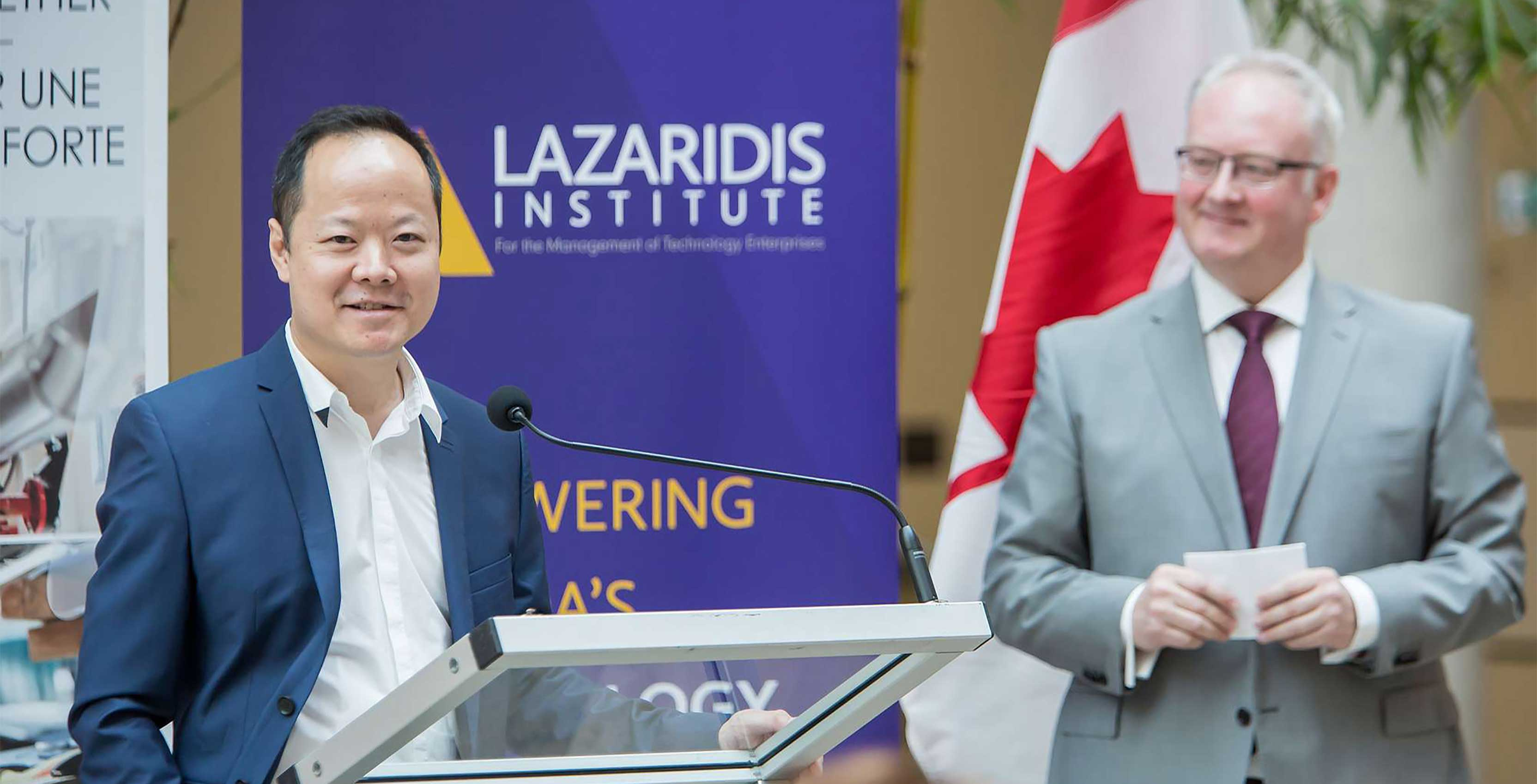 Lazaridis Institute
