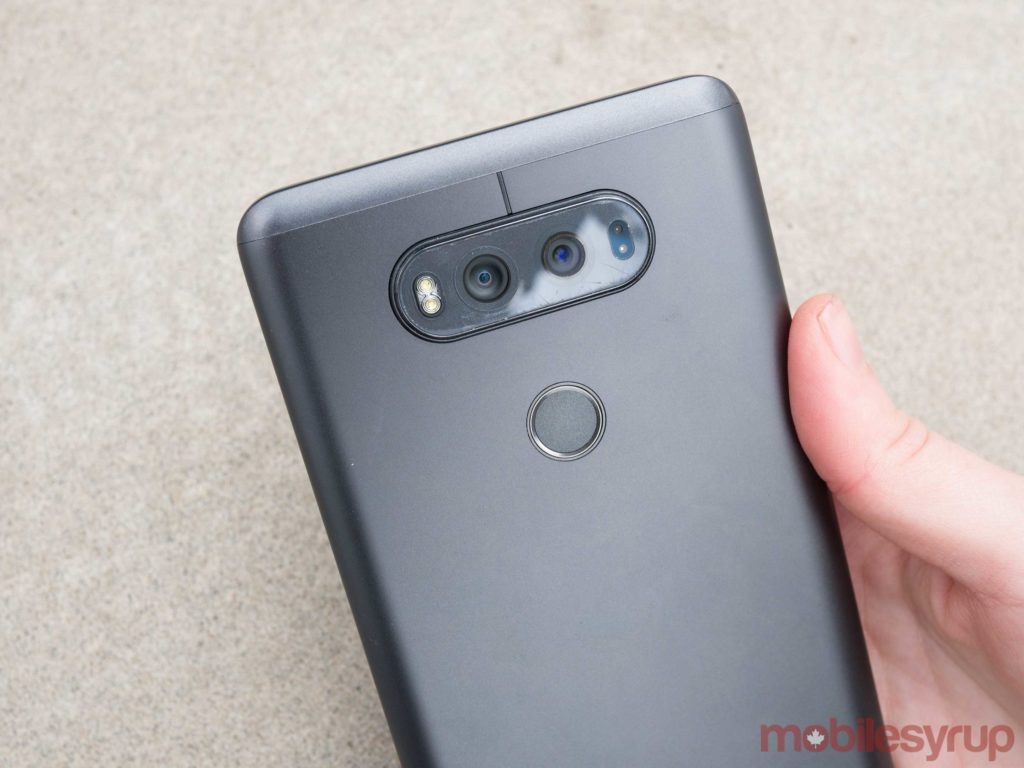 LG V20, six months later