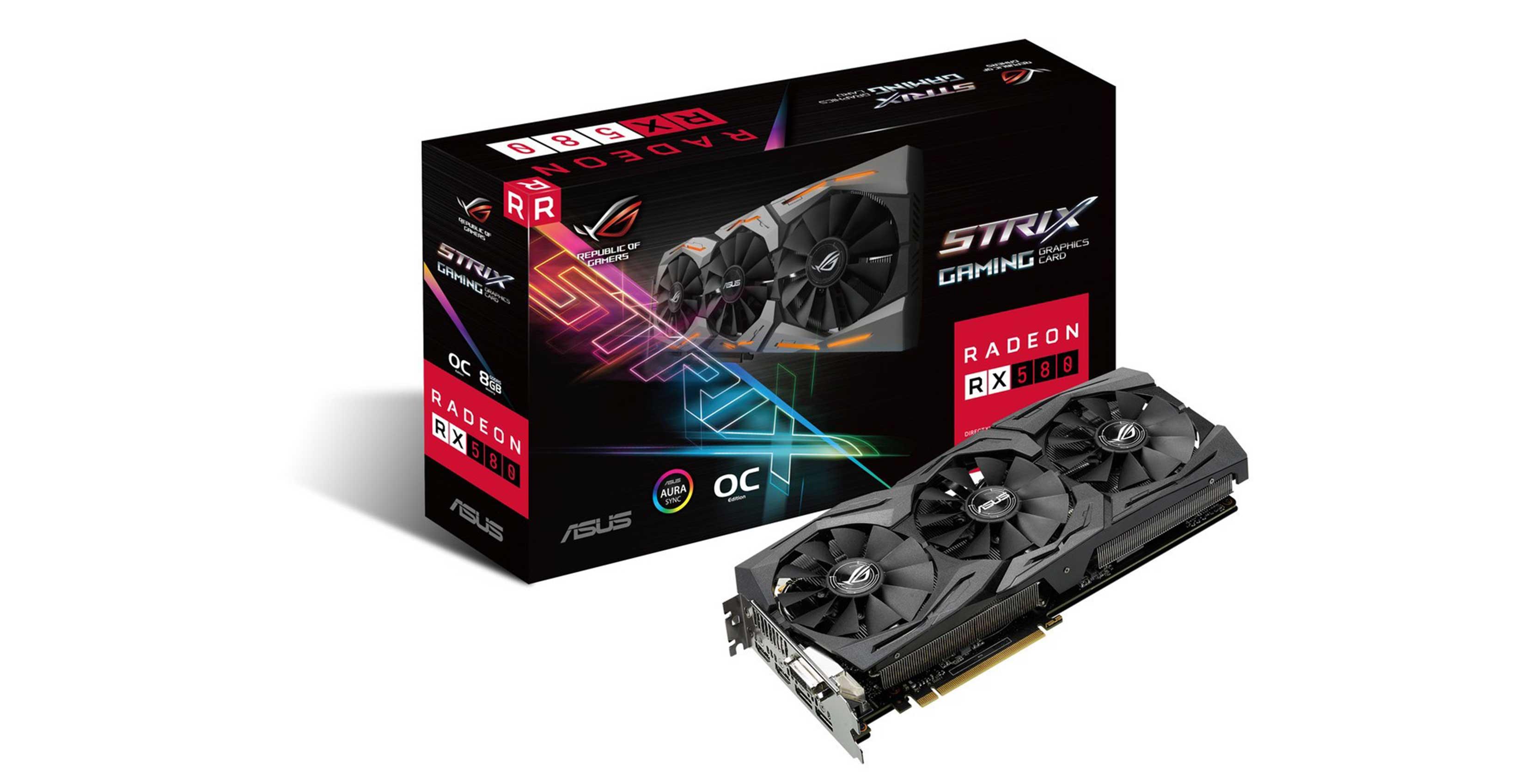 AMD RX500