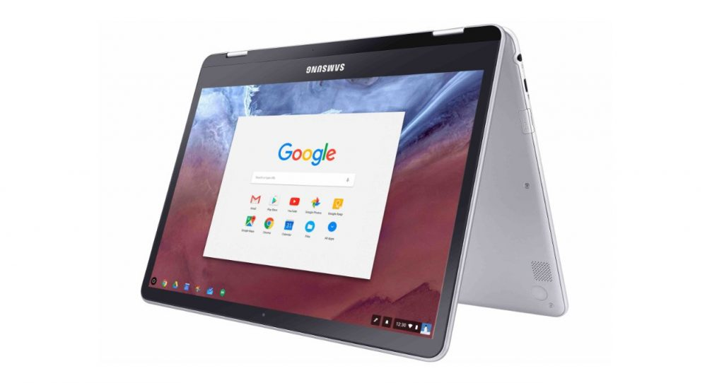 Samsung Chromebook android apps